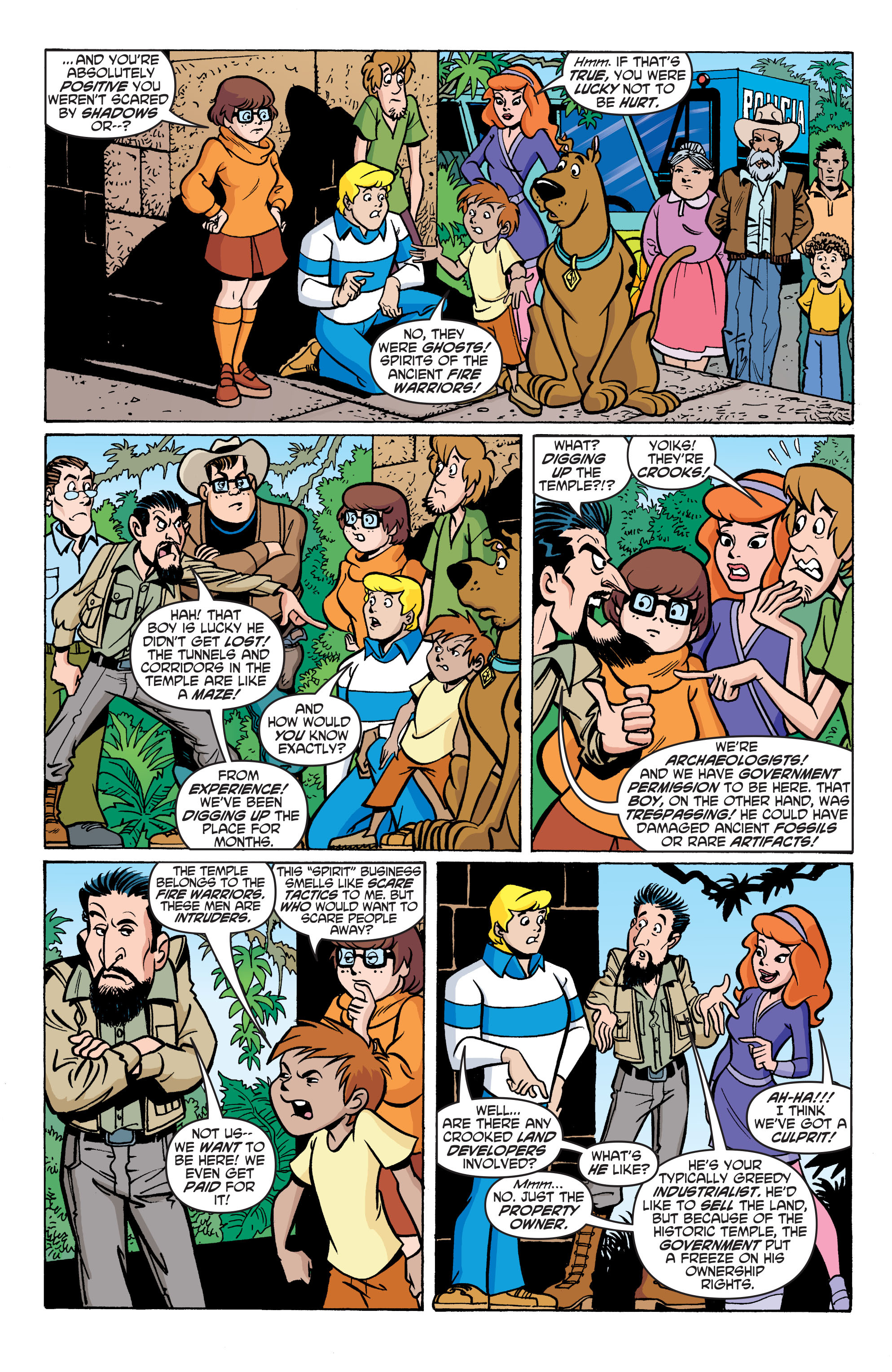 Read online Scooby-Doo: Where Are You? comic -  Issue #75 - 14