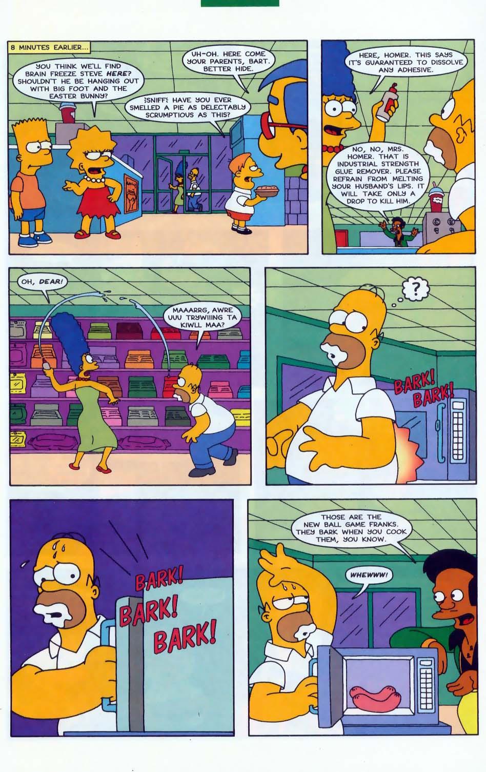 Read online Simpsons Comics comic -  Issue #43 - 16