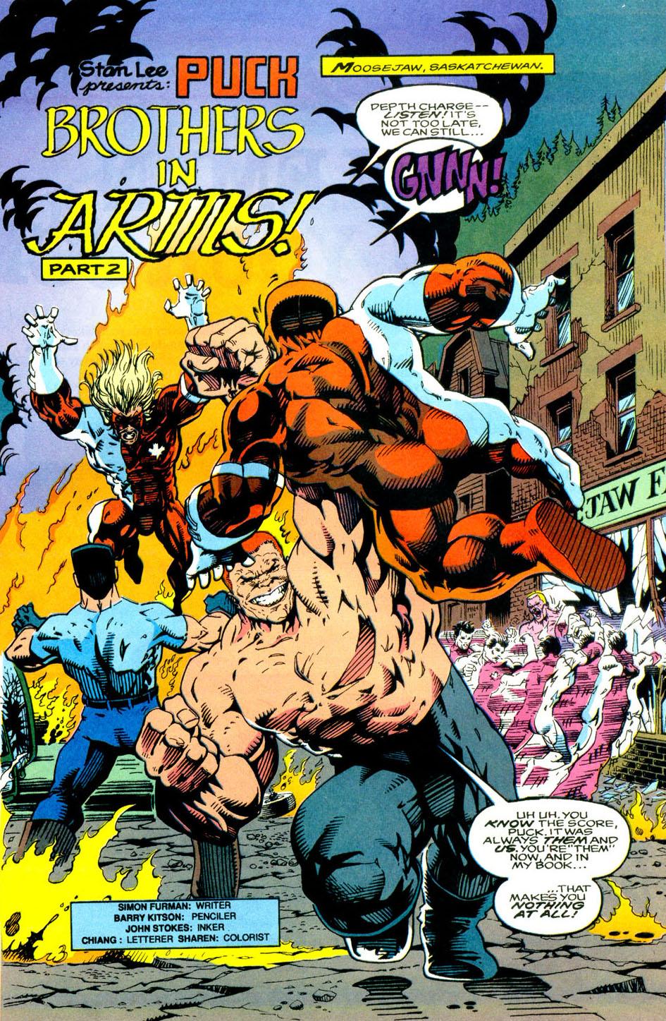 Read online Alpha Flight (1983) comic -  Issue #123 - 18