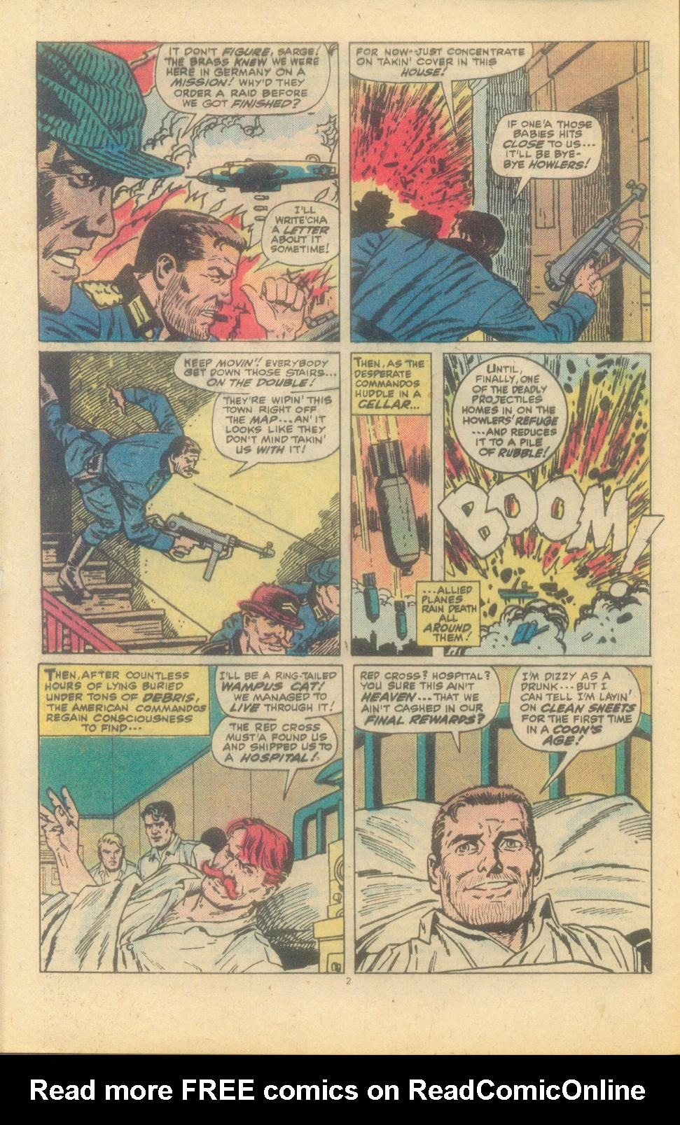 Read online Sgt. Fury comic -  Issue #150 - 4