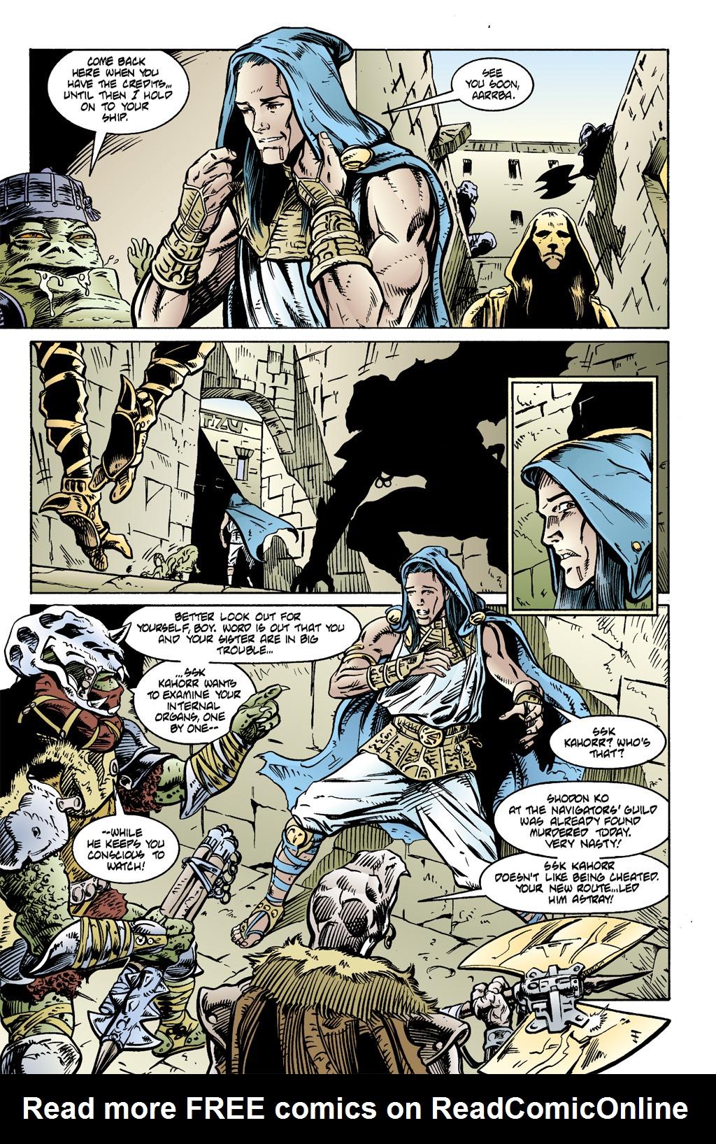 Read online Star Wars Omnibus comic -  Issue # Vol. 4 - 34