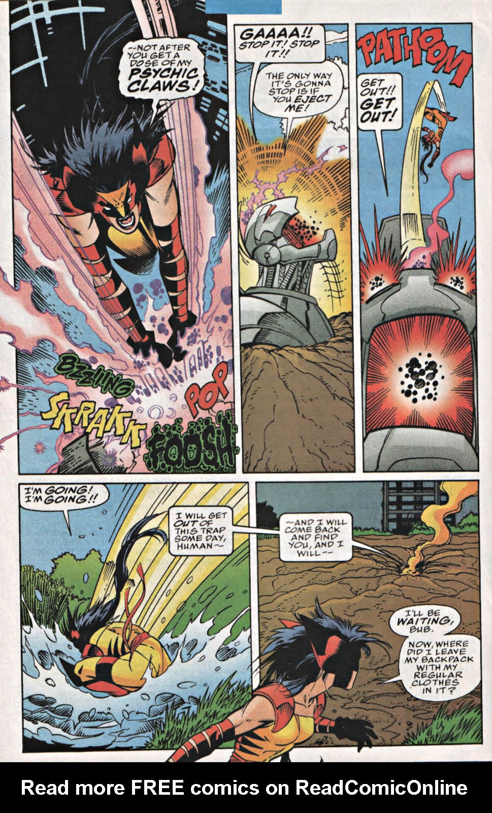 Wild Thing (1999) issue 5 - Page 16