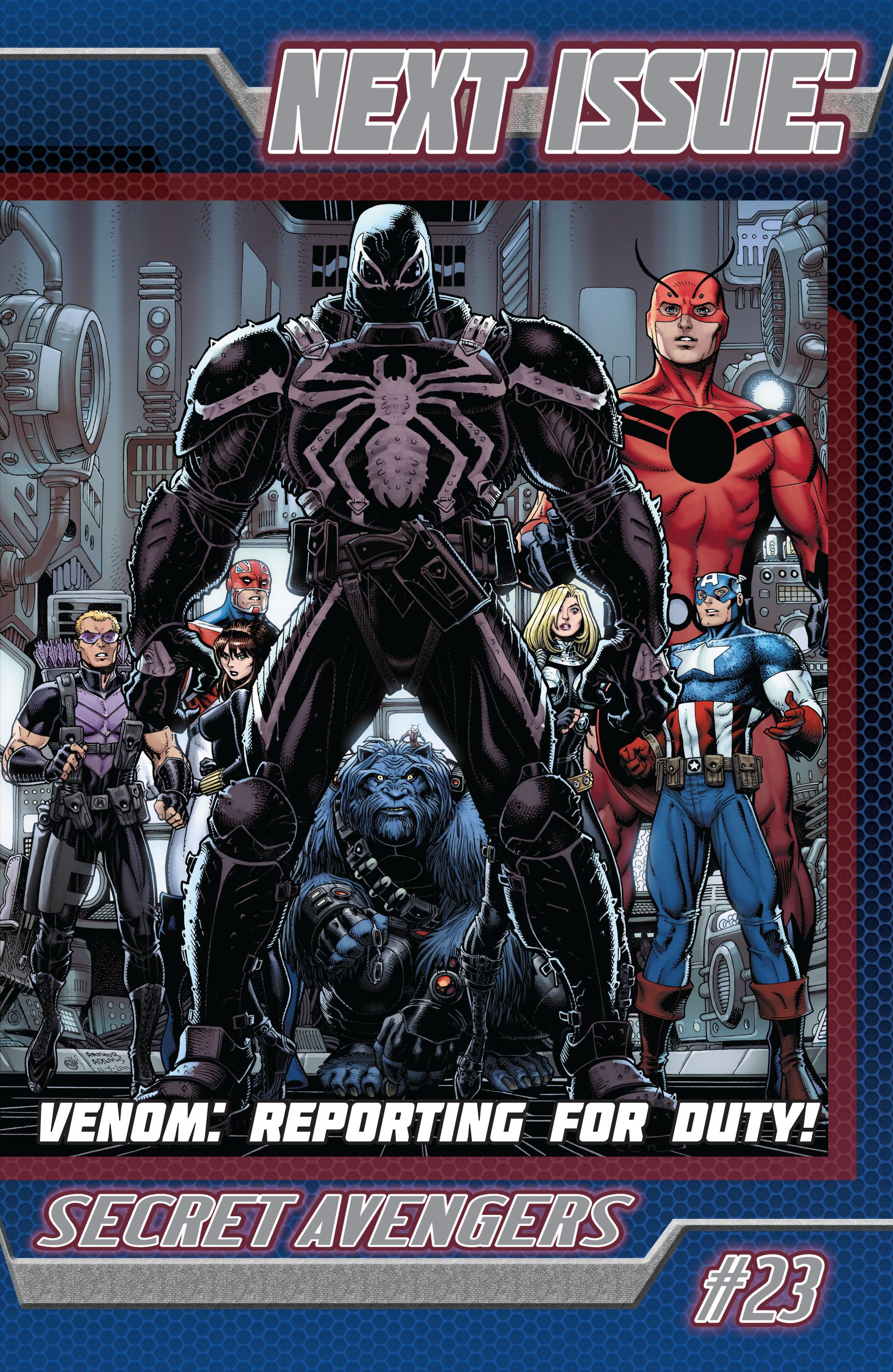 Read online Secret Avengers (2010) comic -  Issue #22 - 22