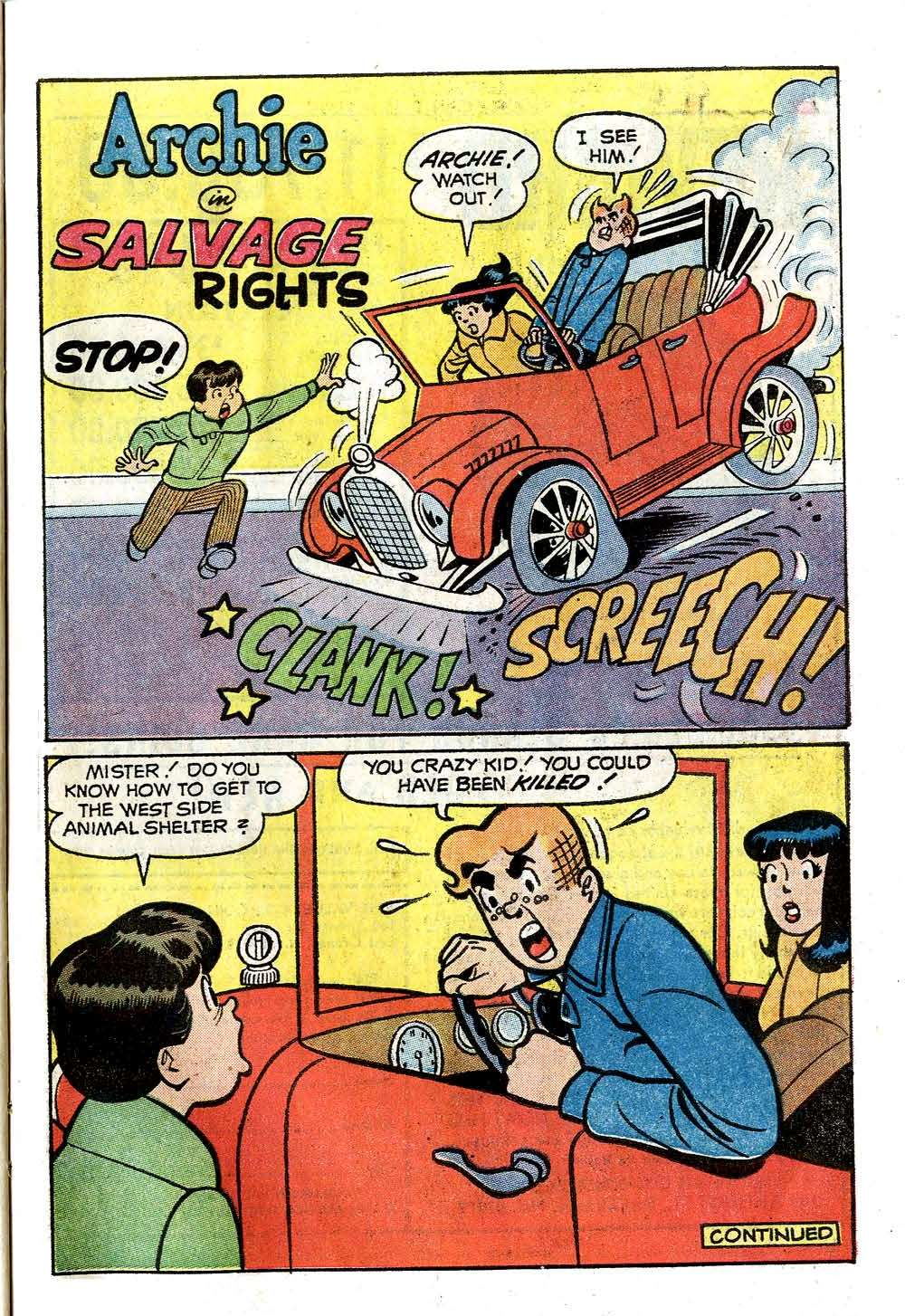 Read online Archie (1960) comic -  Issue #219 - 27