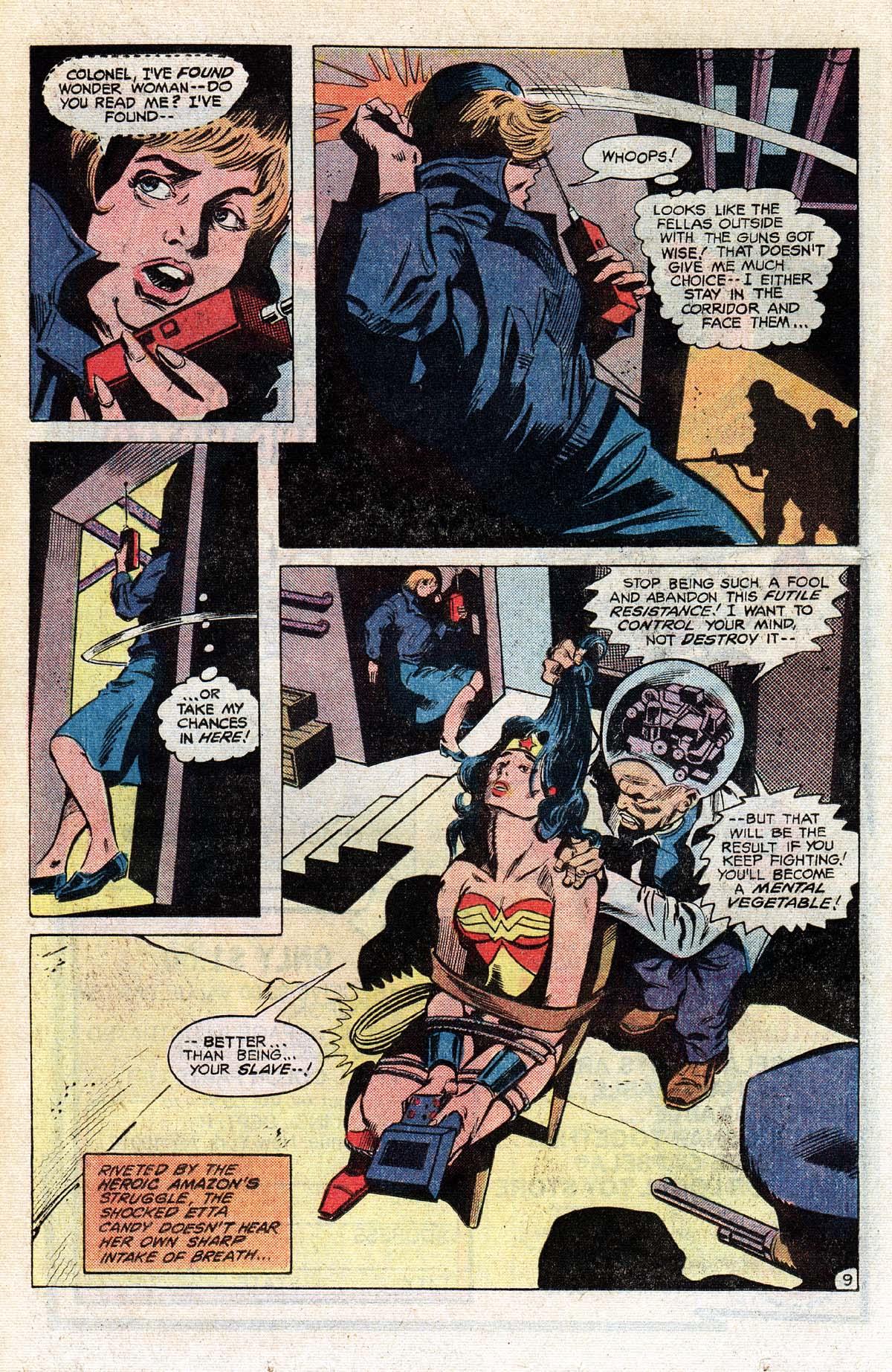 Read online Wonder Woman (1942) comic -  Issue #296 - 10
