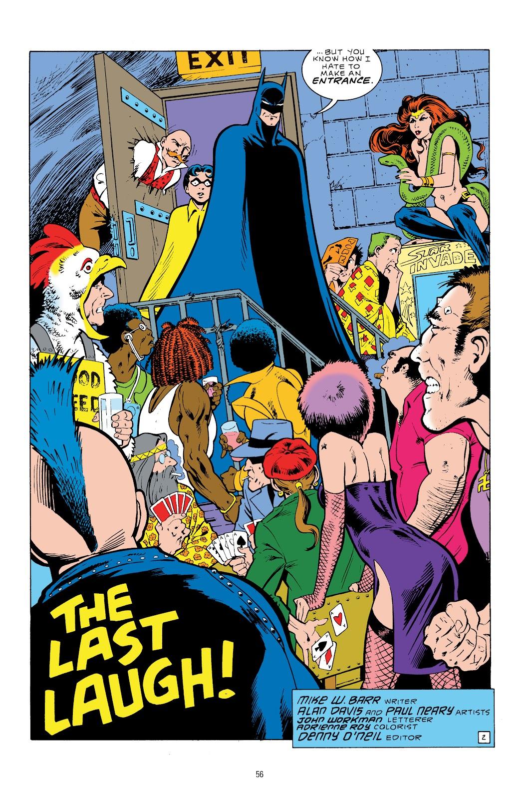 Read online Detective Comics (1937) comic -  Issue # _TPB Batman - The Dark Knight Detective 1 (Part 1) - 56