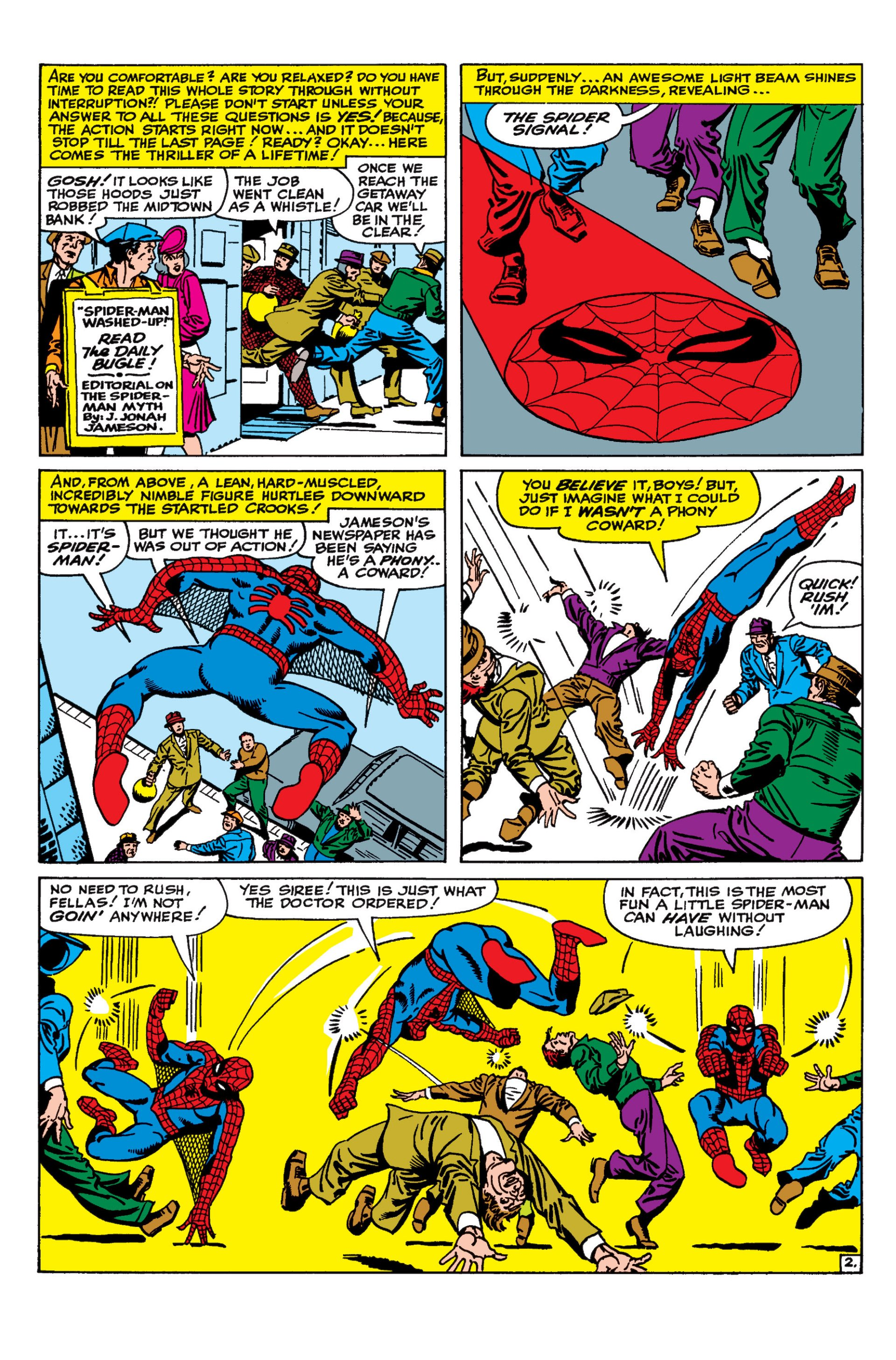 The Amazing Spider-Man (1963) 19 Page 2