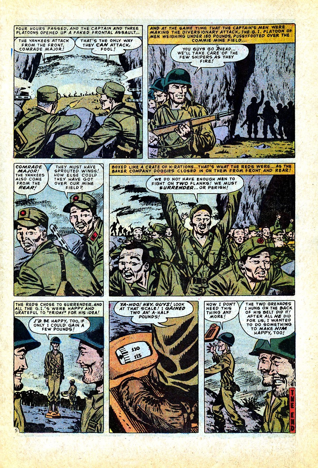 War Is Hell (1973) issue 4 - Page 23