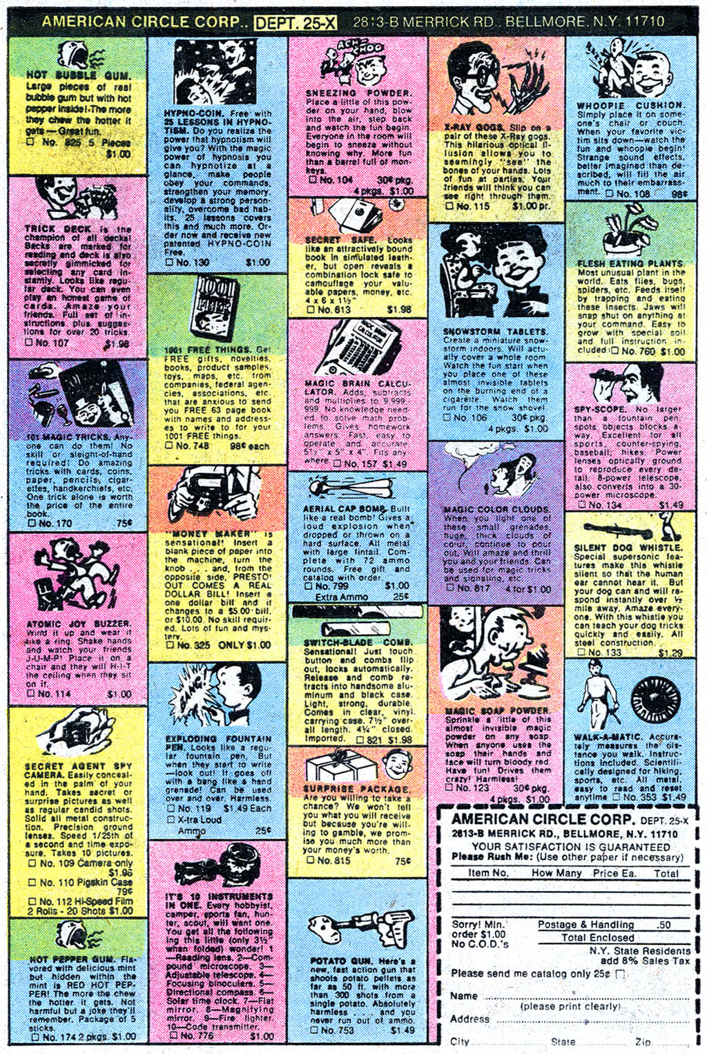 Read online Secrets of Haunted House comic -  Issue #10 - 34