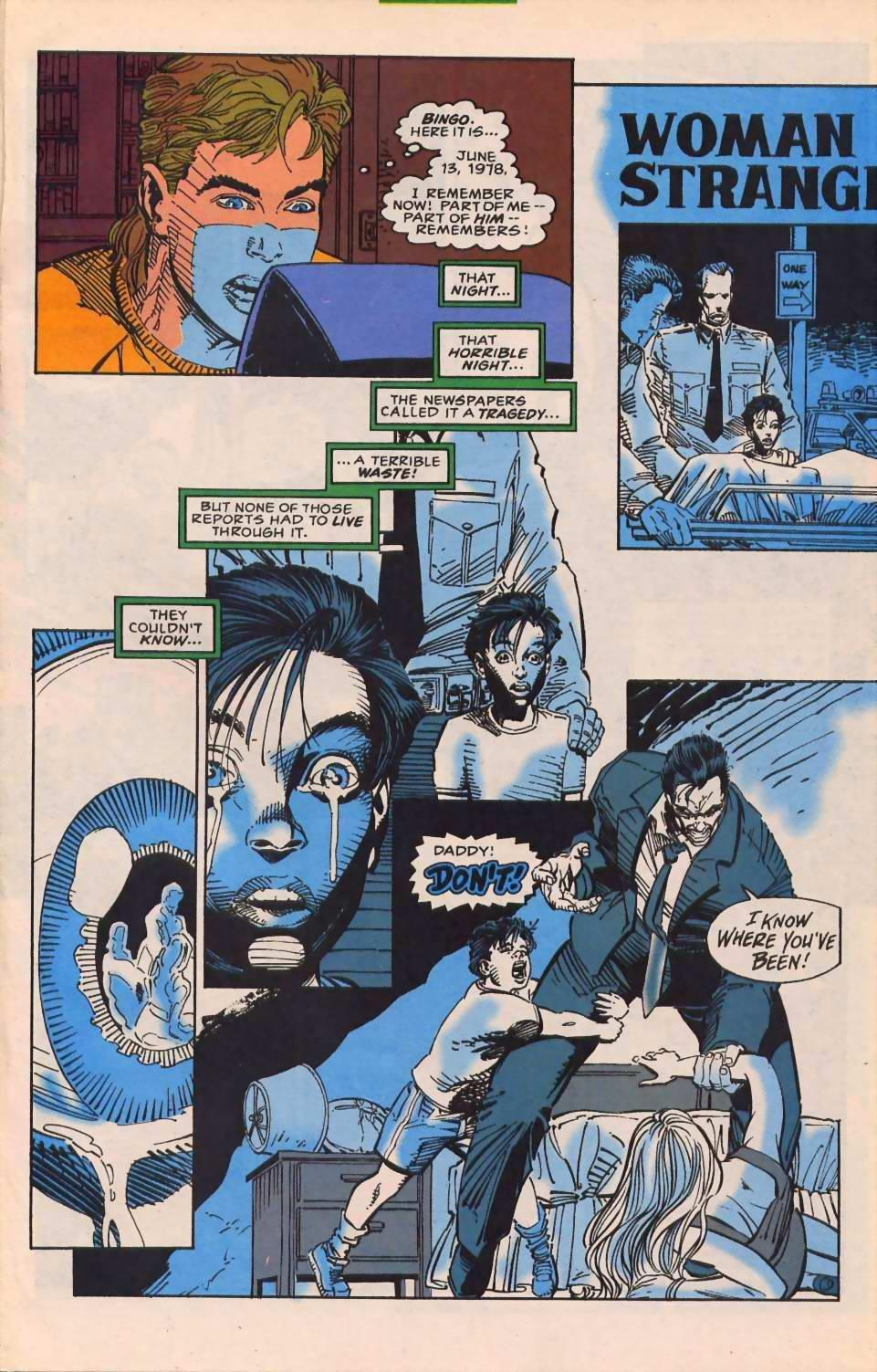 Read online Sleepwalker comic -  Issue #30 - 12