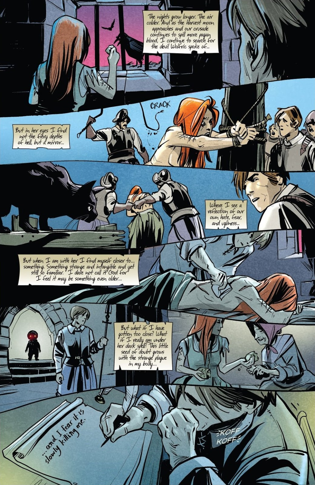 Read online Trick 'r Treat: Days of the Dead comic -  Issue # TPB - 13
