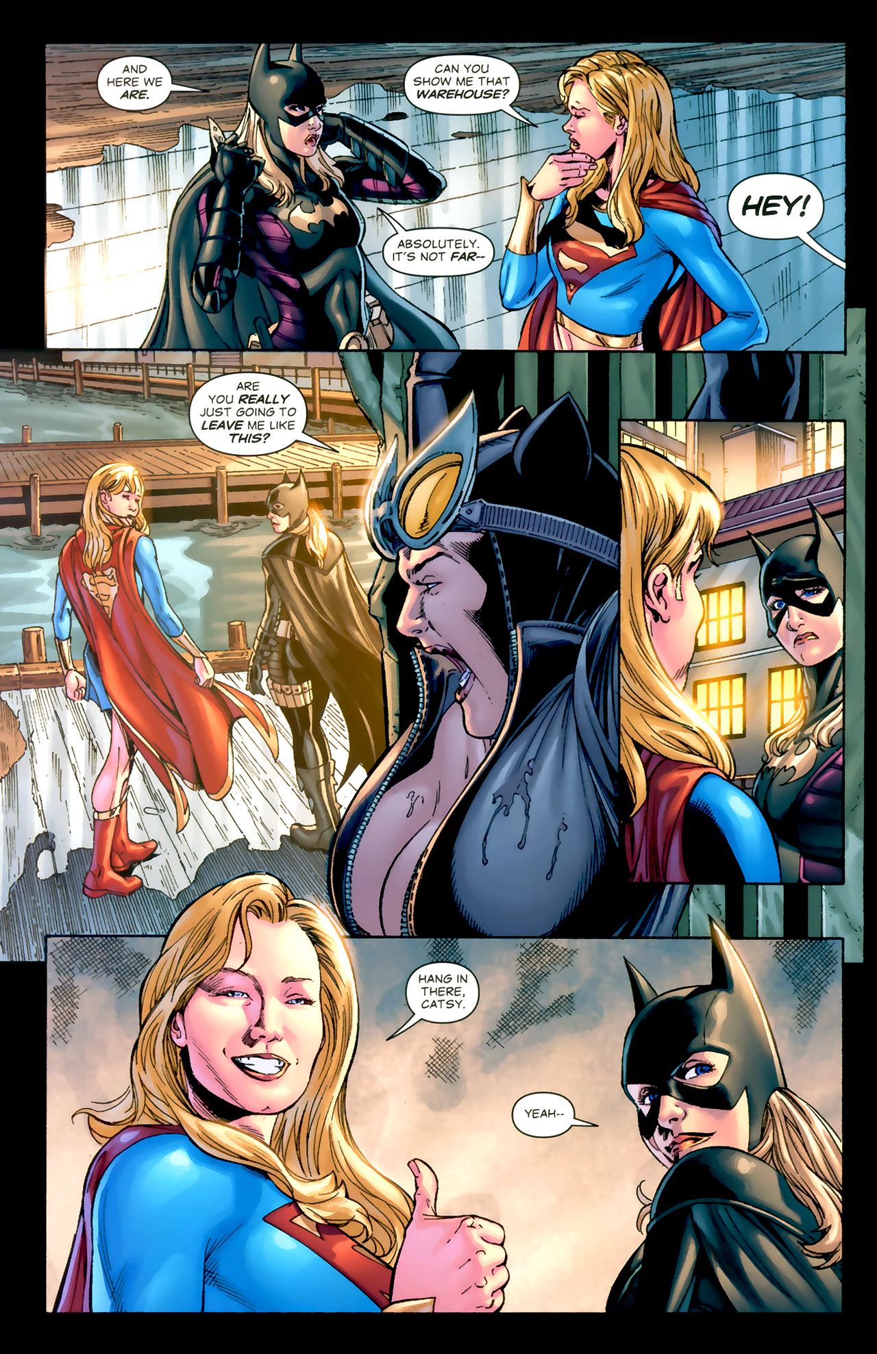 Read online World's Finest (2009) comic -  Issue #3 - 9