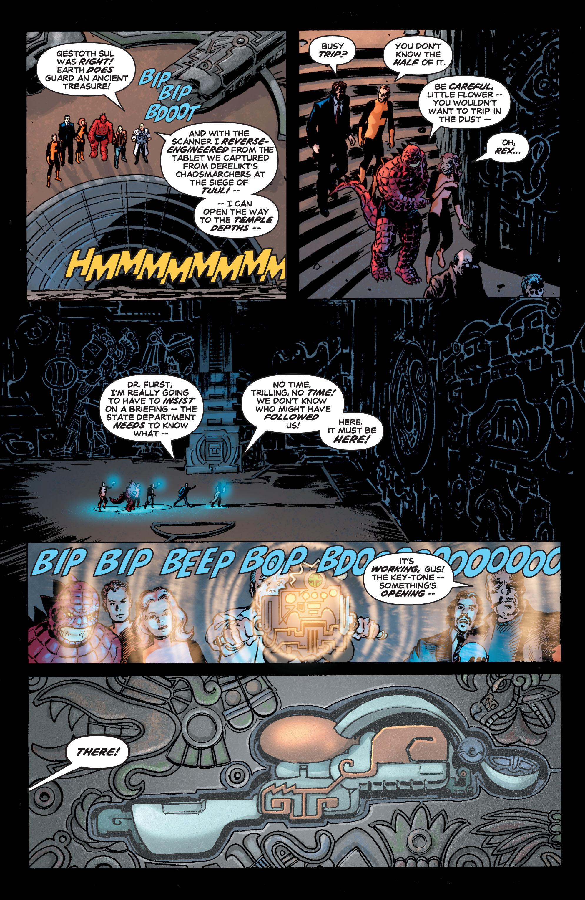 Read online Astro City: Dark Age/Book Two comic -  Issue #3 - 21