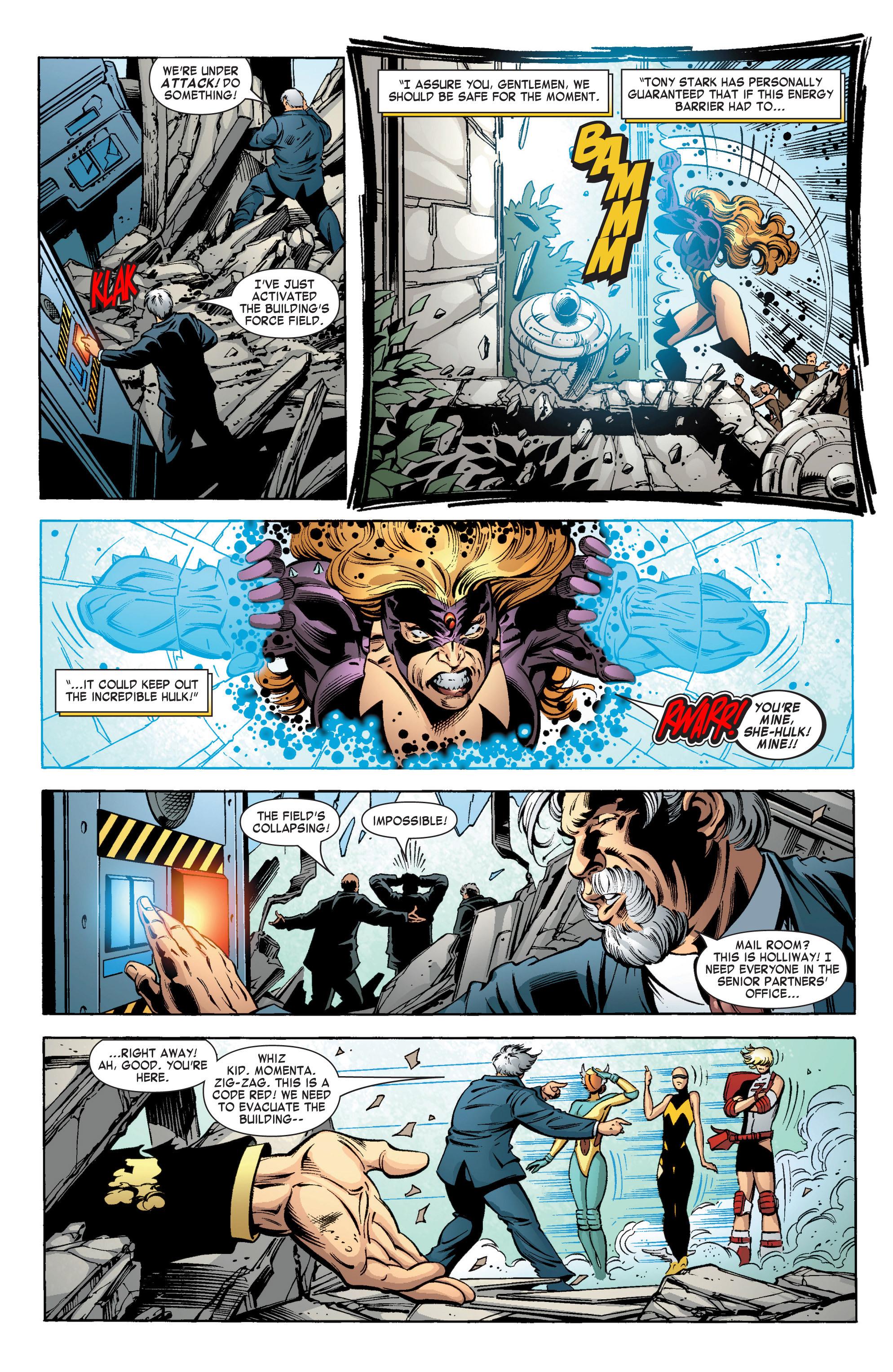 Read online She-Hulk (2004) comic -  Issue #11 - 15