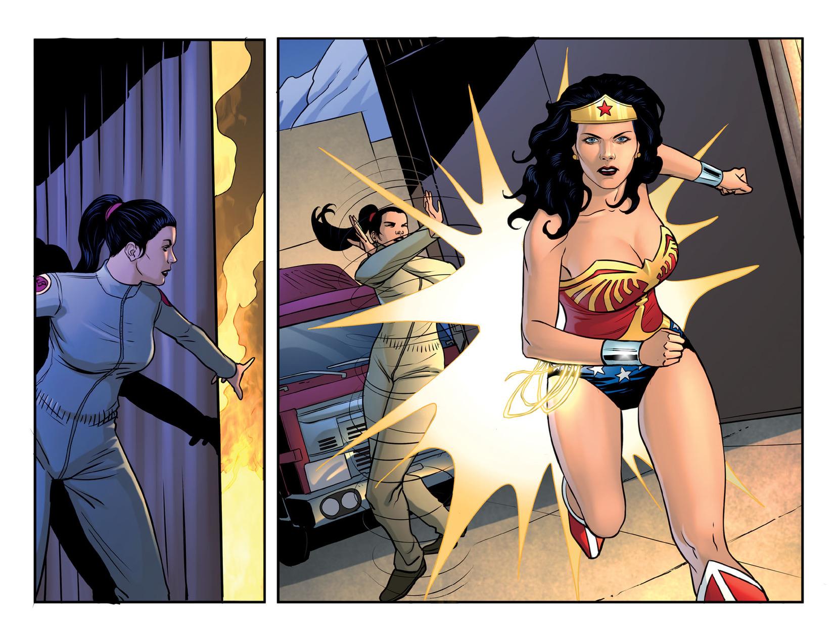 Read online Wonder Woman '77 [I] comic -  Issue #26 - 15