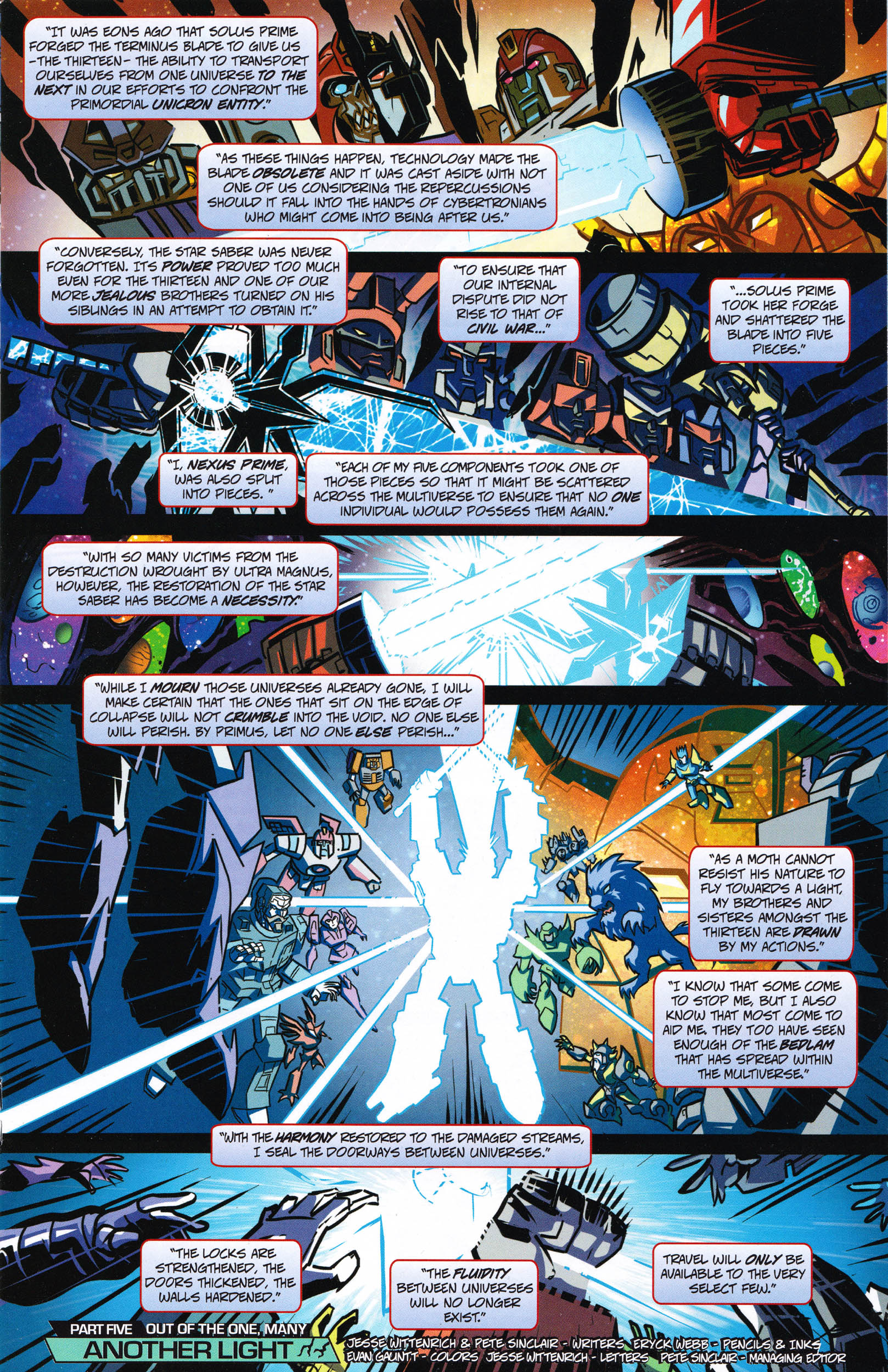 Read online Transformers: Collectors' Club comic -  Issue #65 - 7
