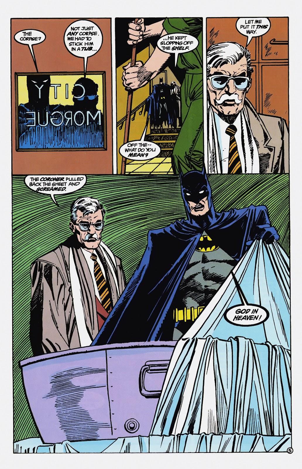 Read online Detective Comics (1937) comic -  Issue # _TPB Batman - Blind Justice (Part 1) - 10