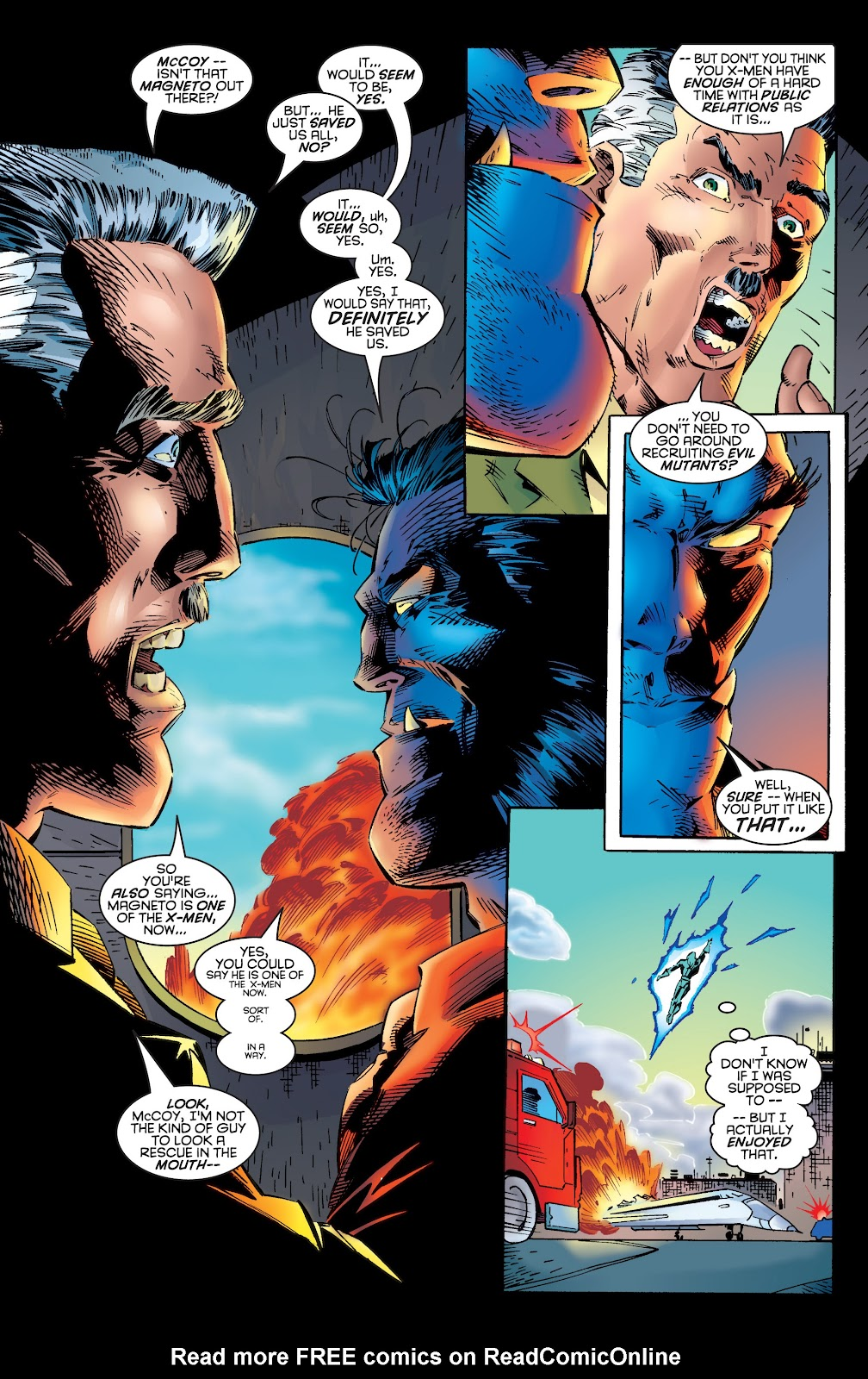 Uncanny X-Men (1963) issue 339 - Page 21