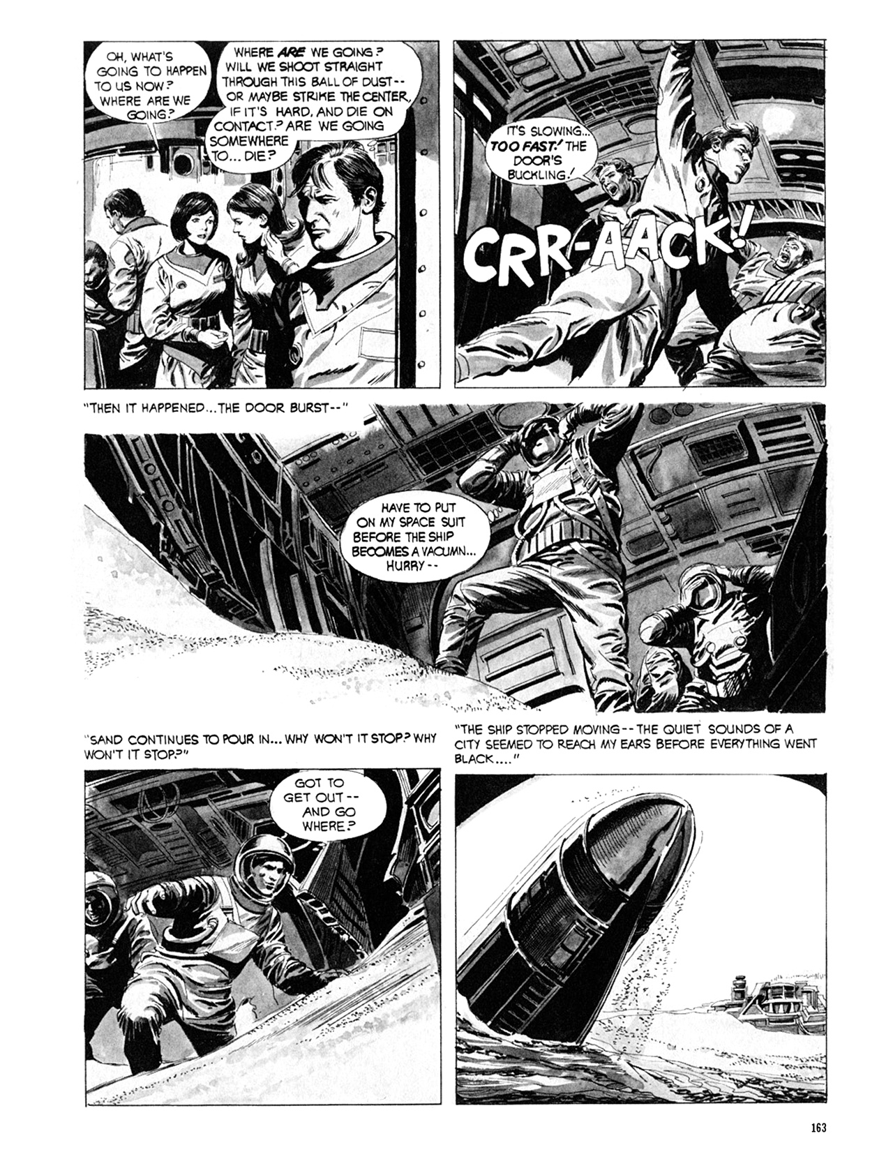 Read online Eerie Archives comic -  Issue # TPB 9 - 164