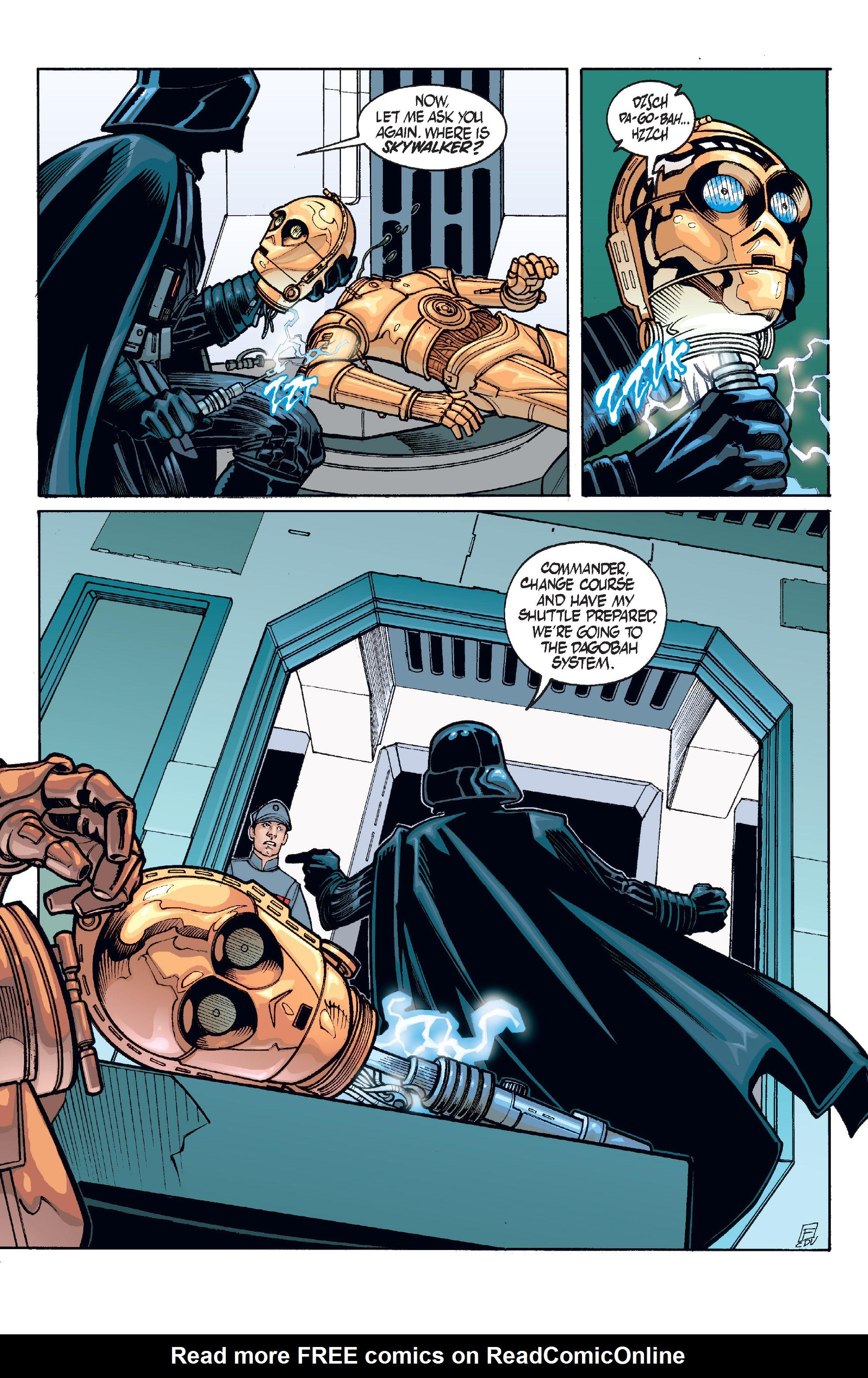 Read online Star Wars Omnibus comic -  Issue # Vol. 27 - 161
