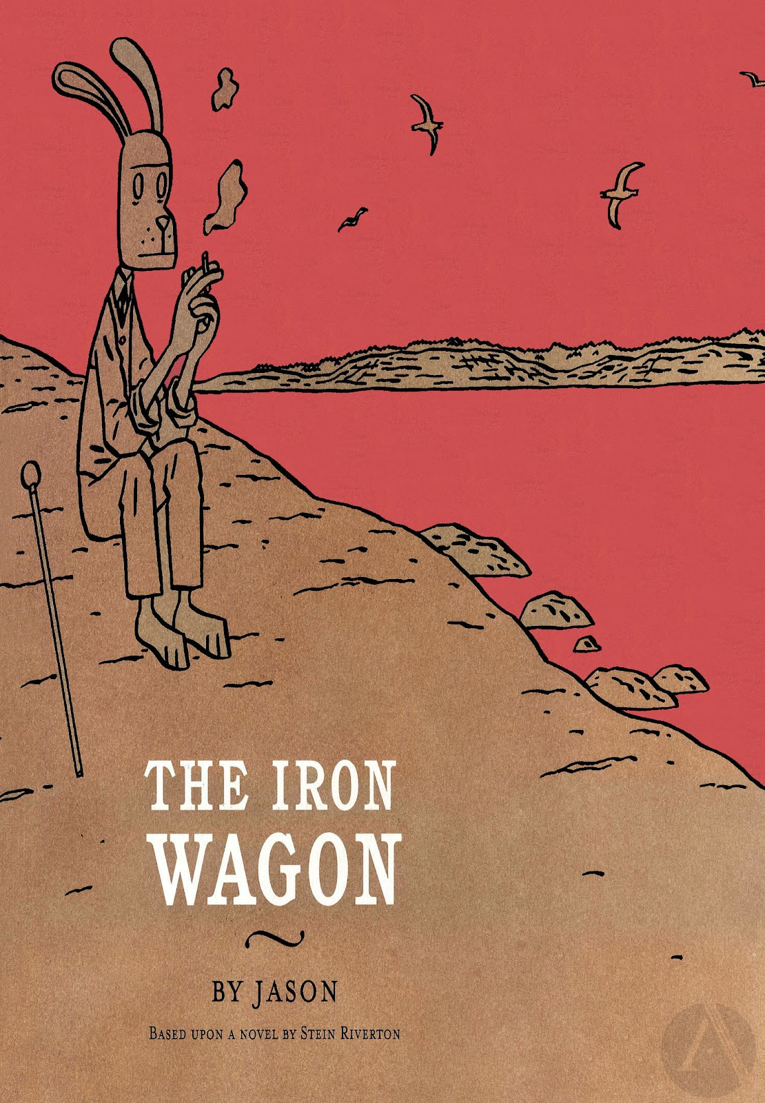 Read online The Iron Wagon comic -  Issue # TPB - 1