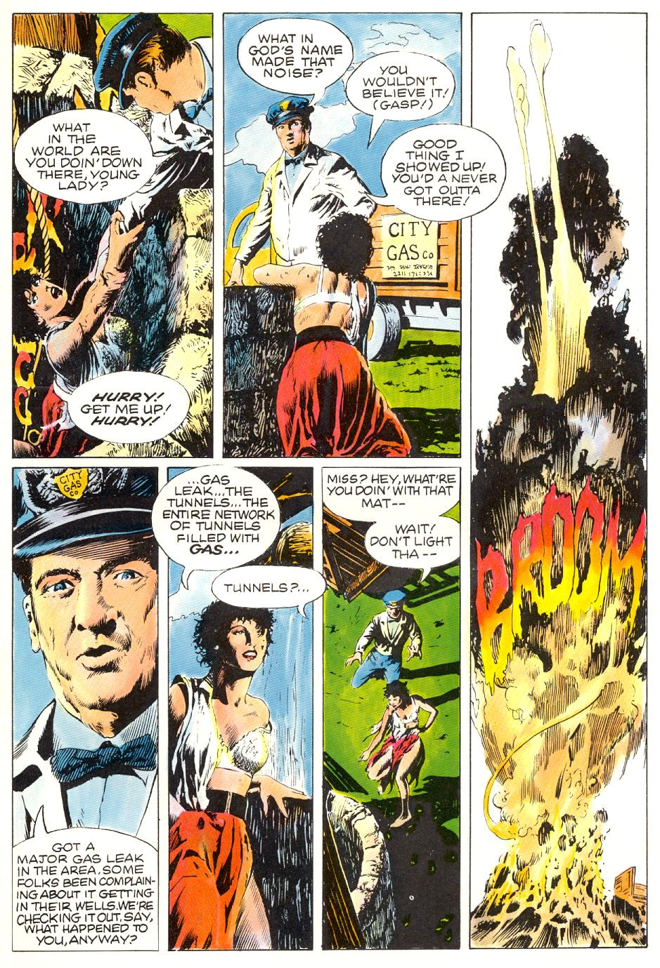 Read online Twisted Tales (1982) comic -  Issue #4 - 11