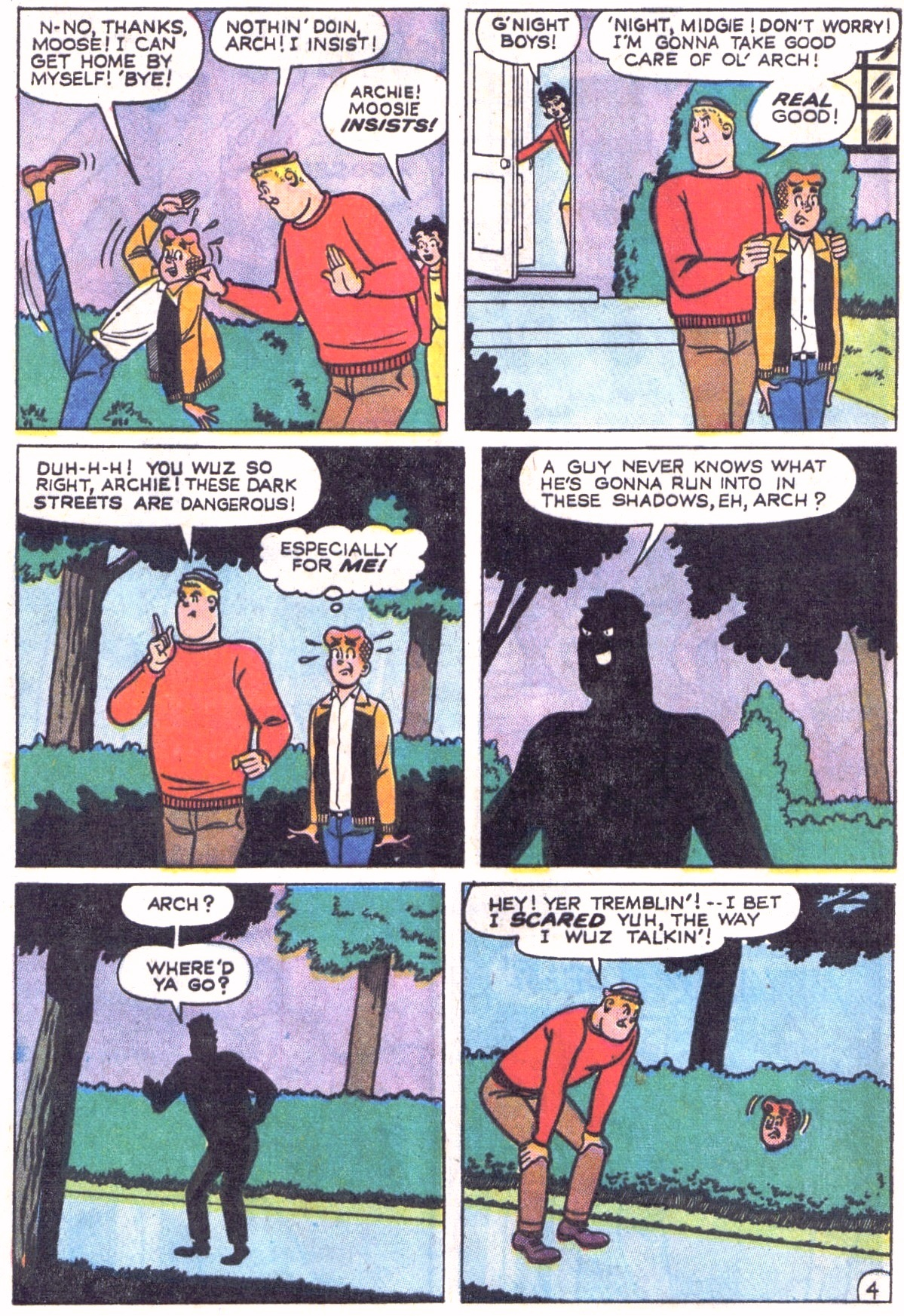 Read online Archie (1960) comic -  Issue #151 - 16