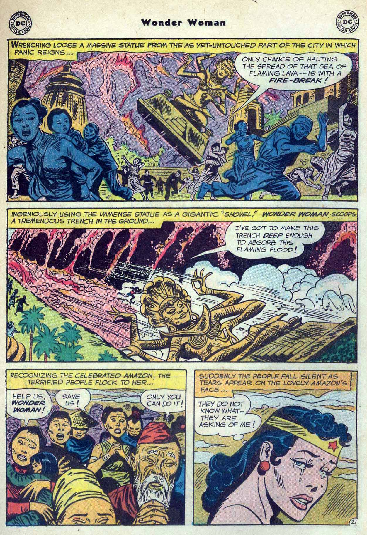 Read online Wonder Woman (1942) comic -  Issue #120 - 27
