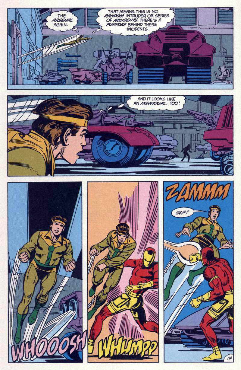 Legion of Super-Heroes (1984) 59 Page 14