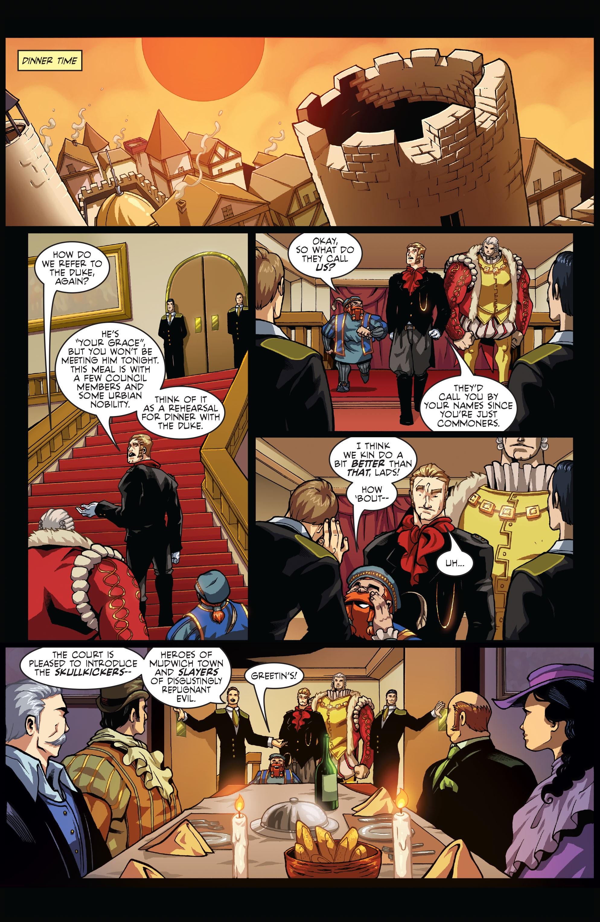 Read online Skullkickers comic -  Issue #7 - 12