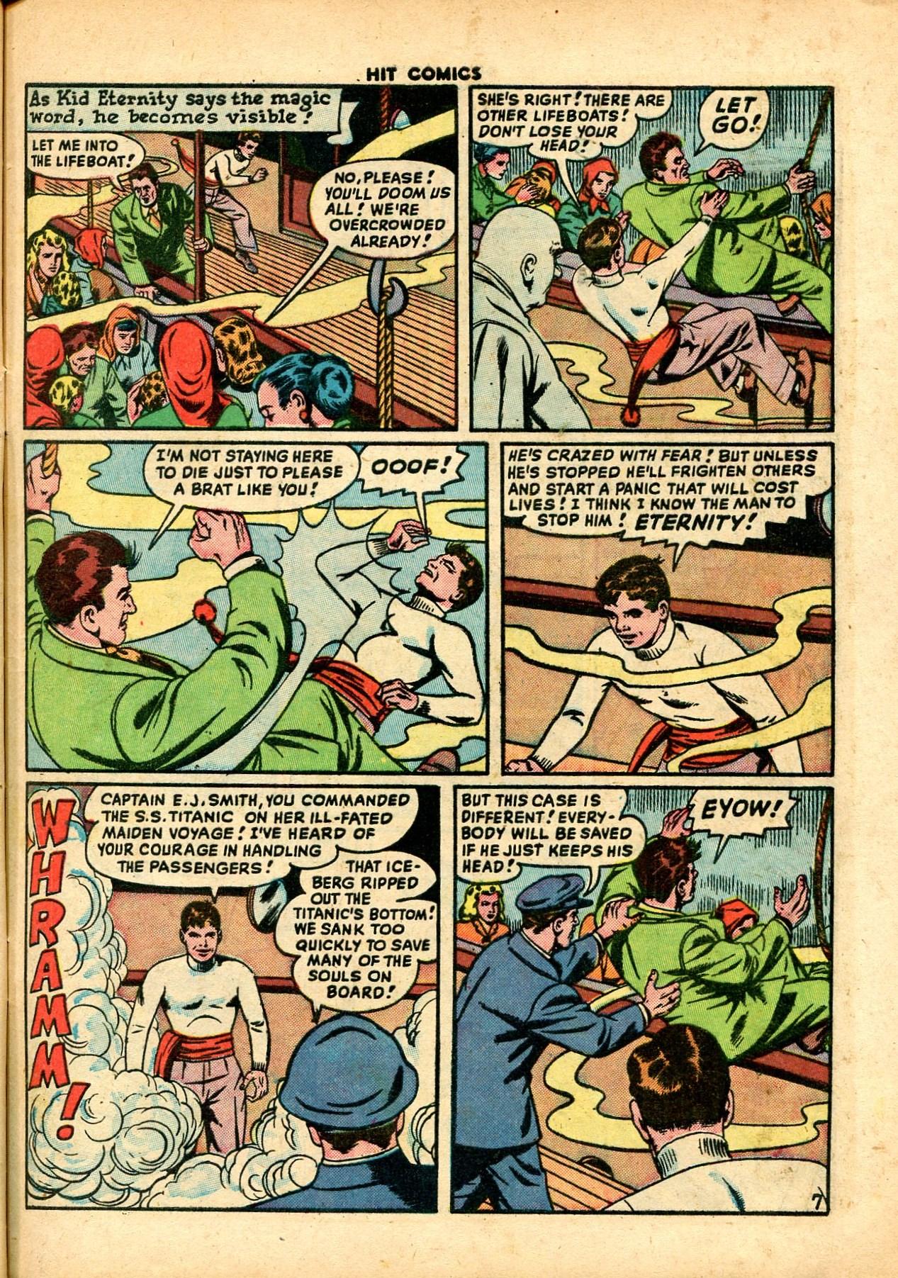 Read online Hit Comics comic -  Issue #59 - 9