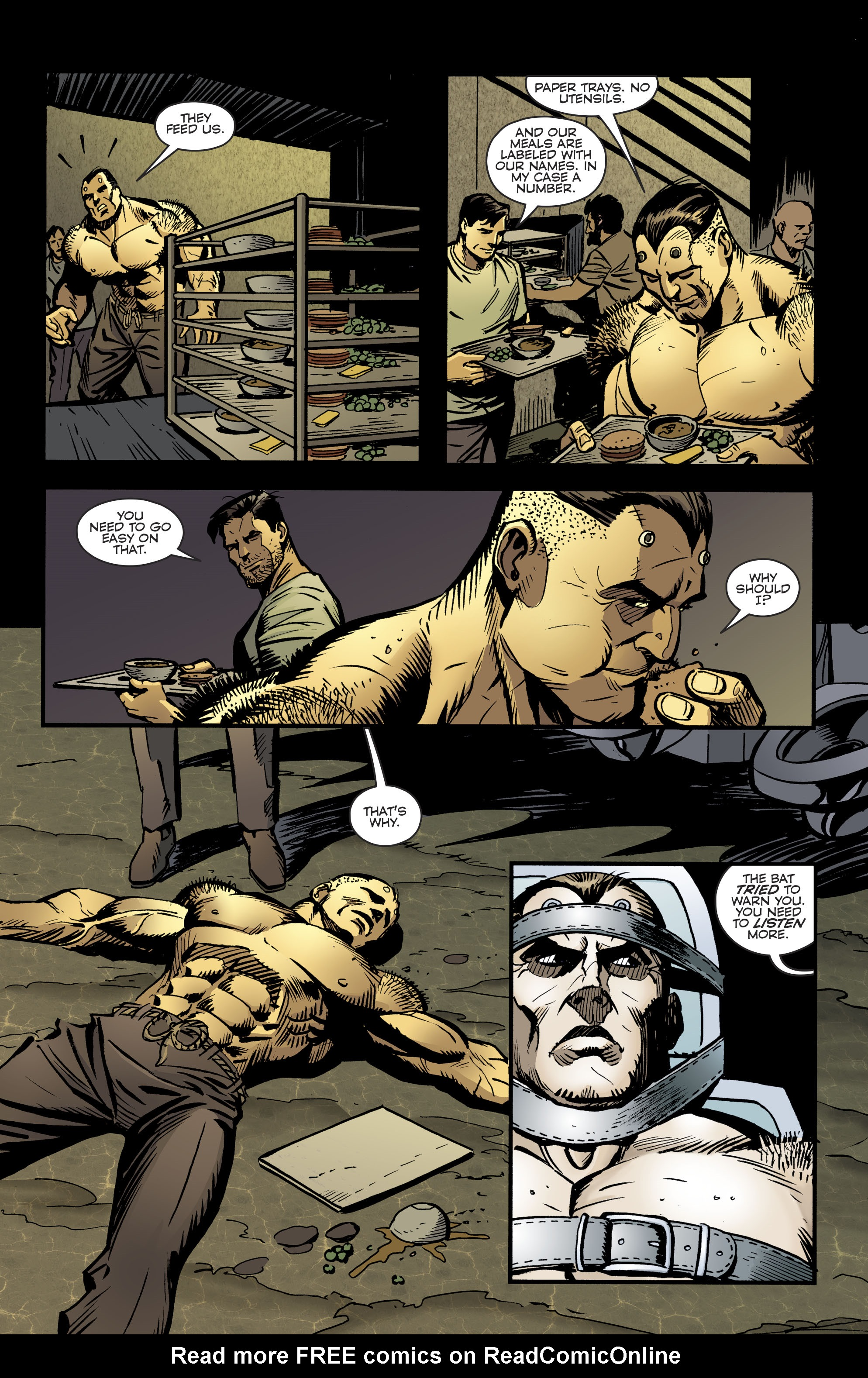 Read online Bane: Conquest comic -  Issue #2 - 12