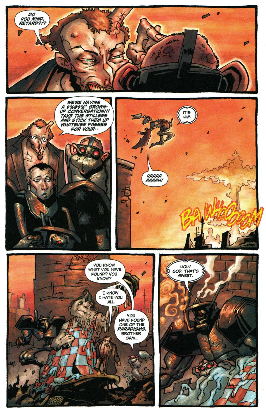 Read online Enginehead comic -  Issue #5 - 11