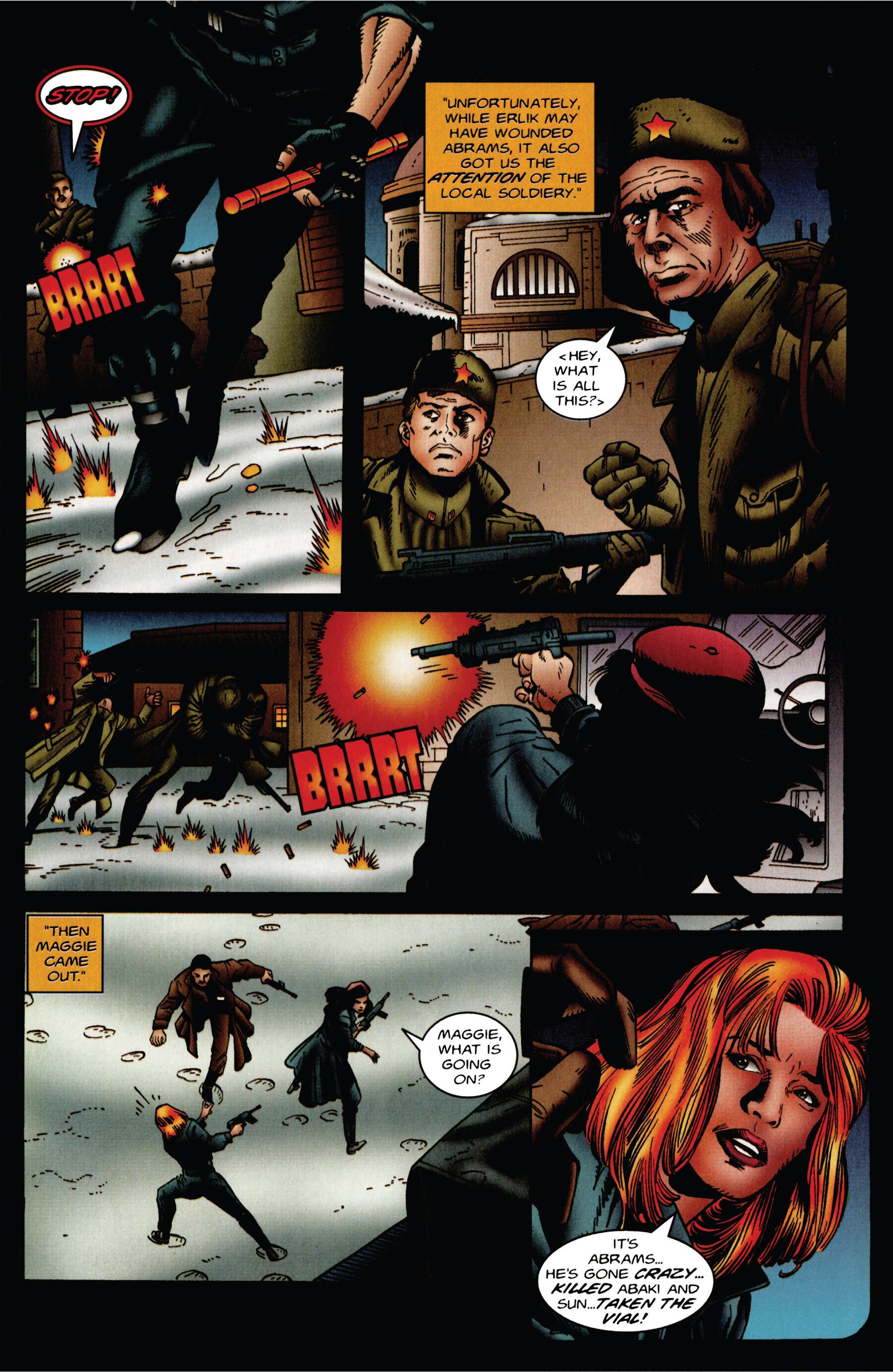 Read online Eternal Warrior (1992) comic -  Issue #49 - 17