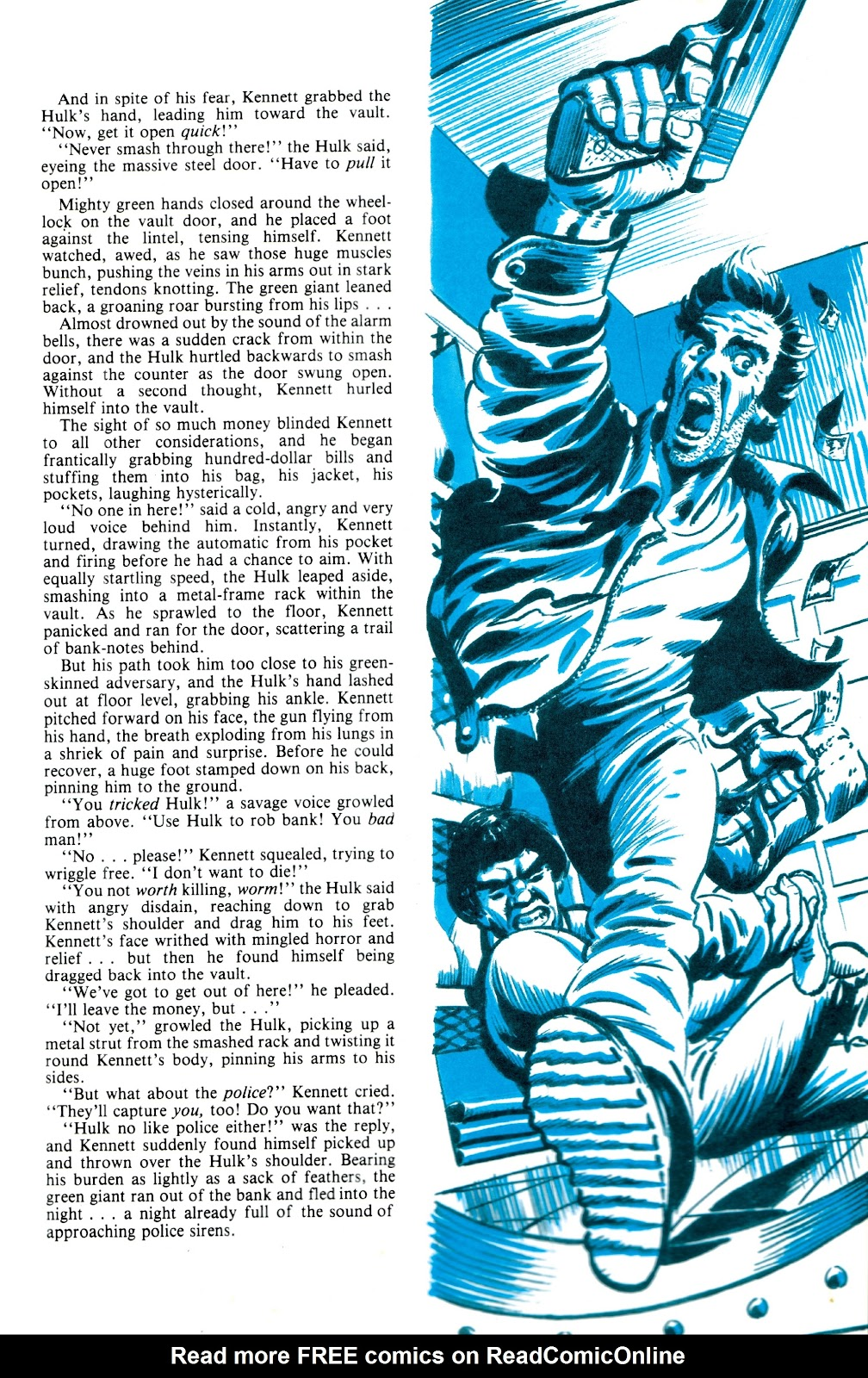 Read online Hulk: From The Marvel UK Vaults comic -  Issue # TPB (Part 2) - 65