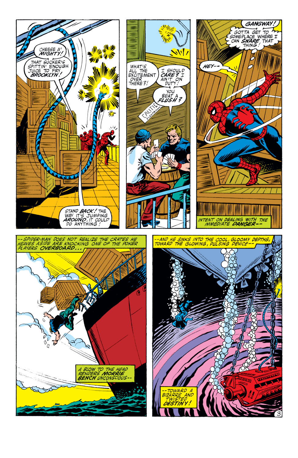 The Amazing Spider-Man (1963) 212 Page 3