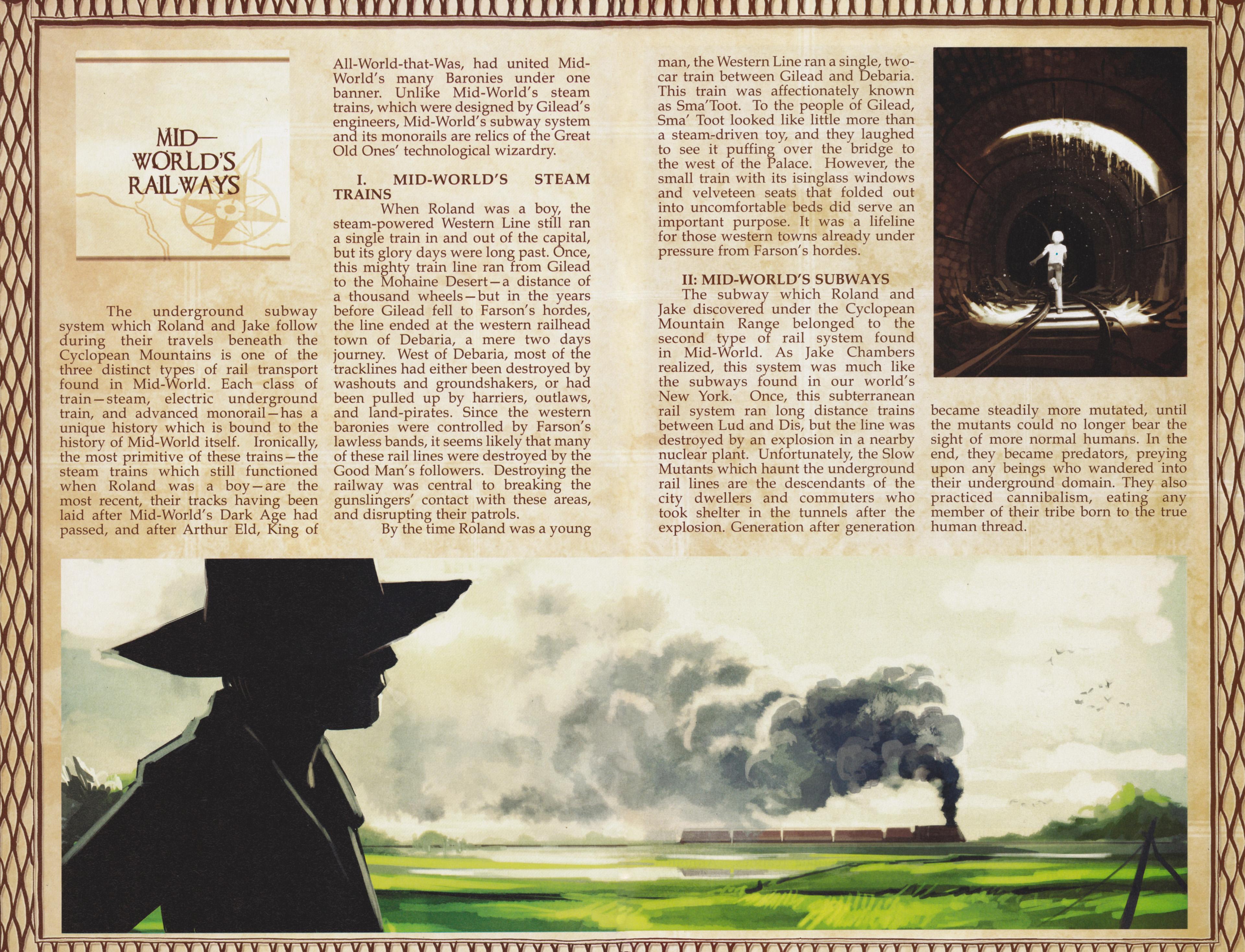 Read online Dark Tower: The Gunslinger - The Man in Black comic -  Issue #3 - 24