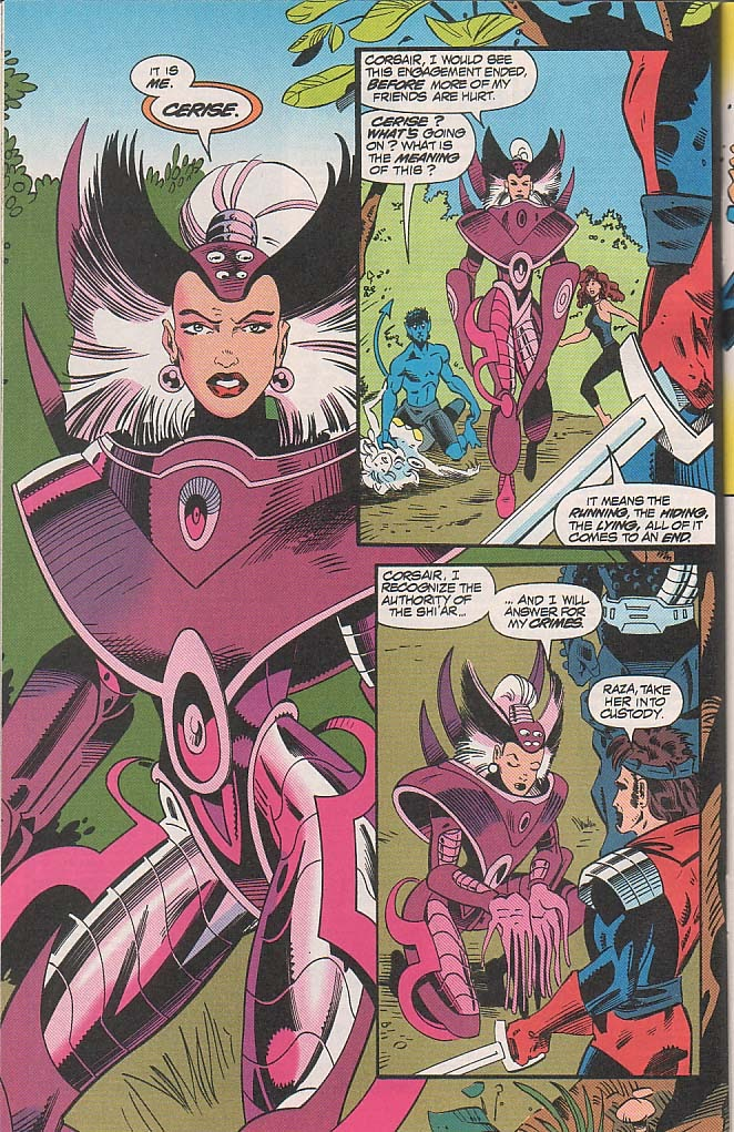 Excalibur (1988) issue 68 - Page 20