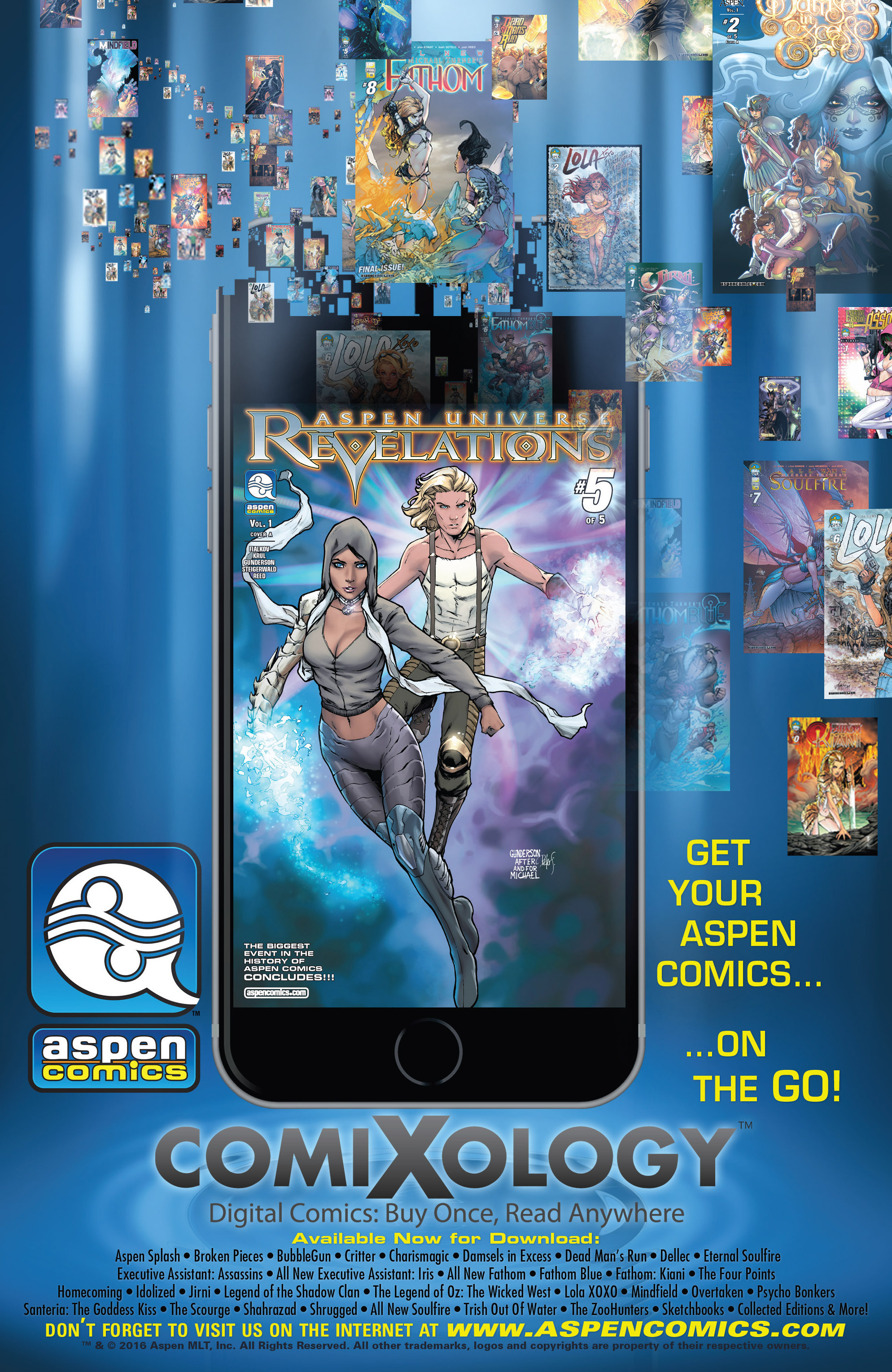 Read online Aspen Universe: Revelations comic -  Issue #5 - 26