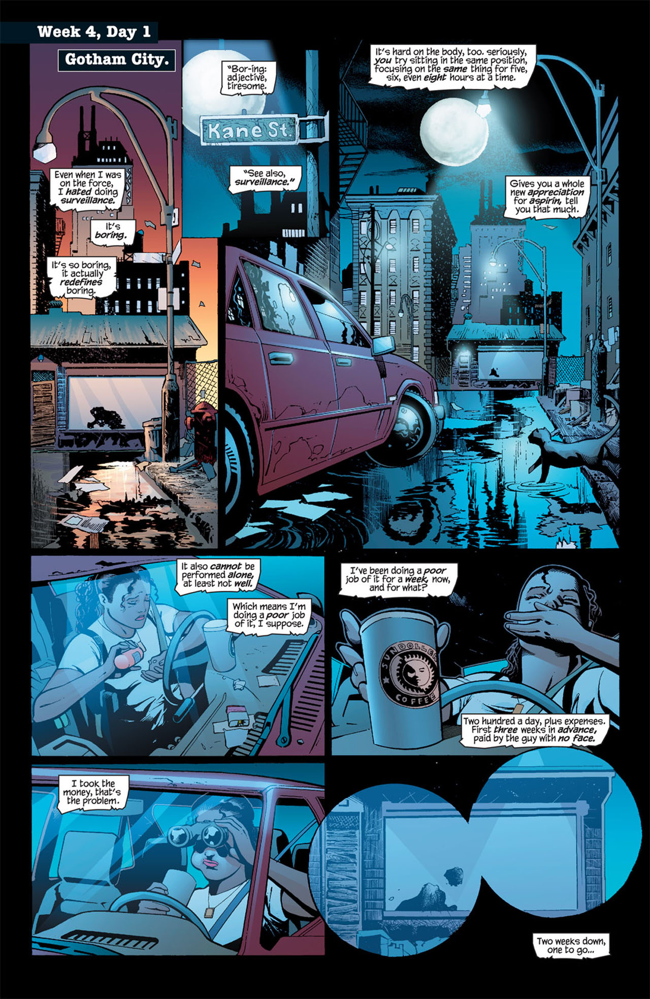 Read online 52 comic -  Issue #4 - 3