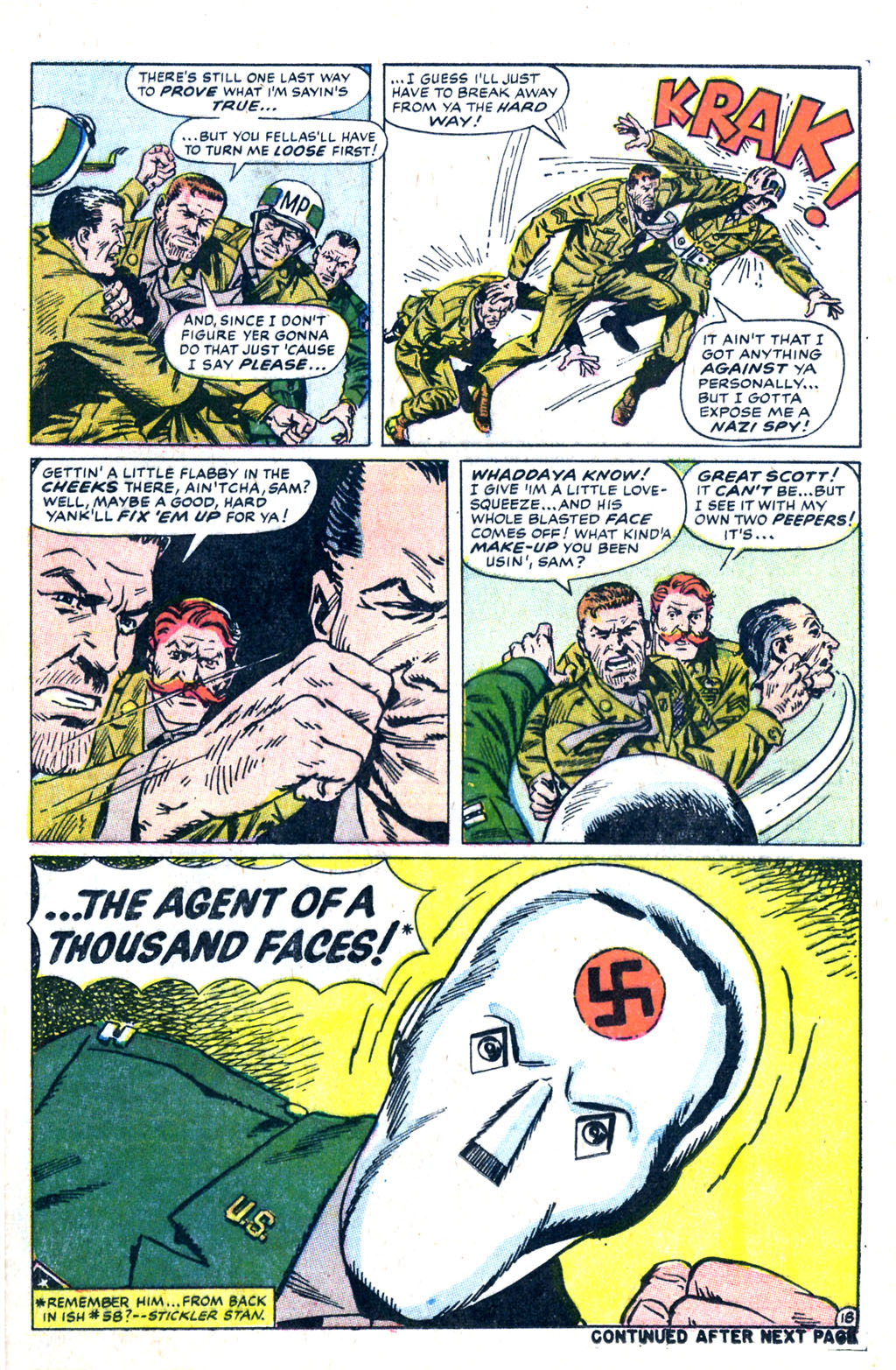 Read online Sgt. Fury comic -  Issue #60 - 25