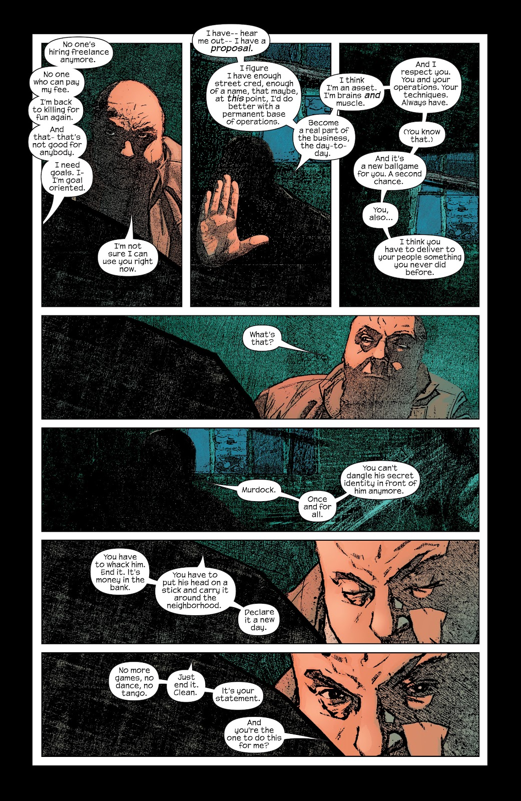 Read online Daredevil (1998) comic -  Issue # _Ultimate_Collection TPB 2 (Part 2) - 81