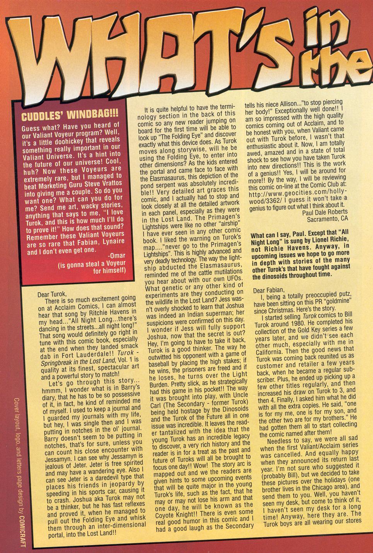 Read online Turok: Redpath comic -  Issue # Full - 42