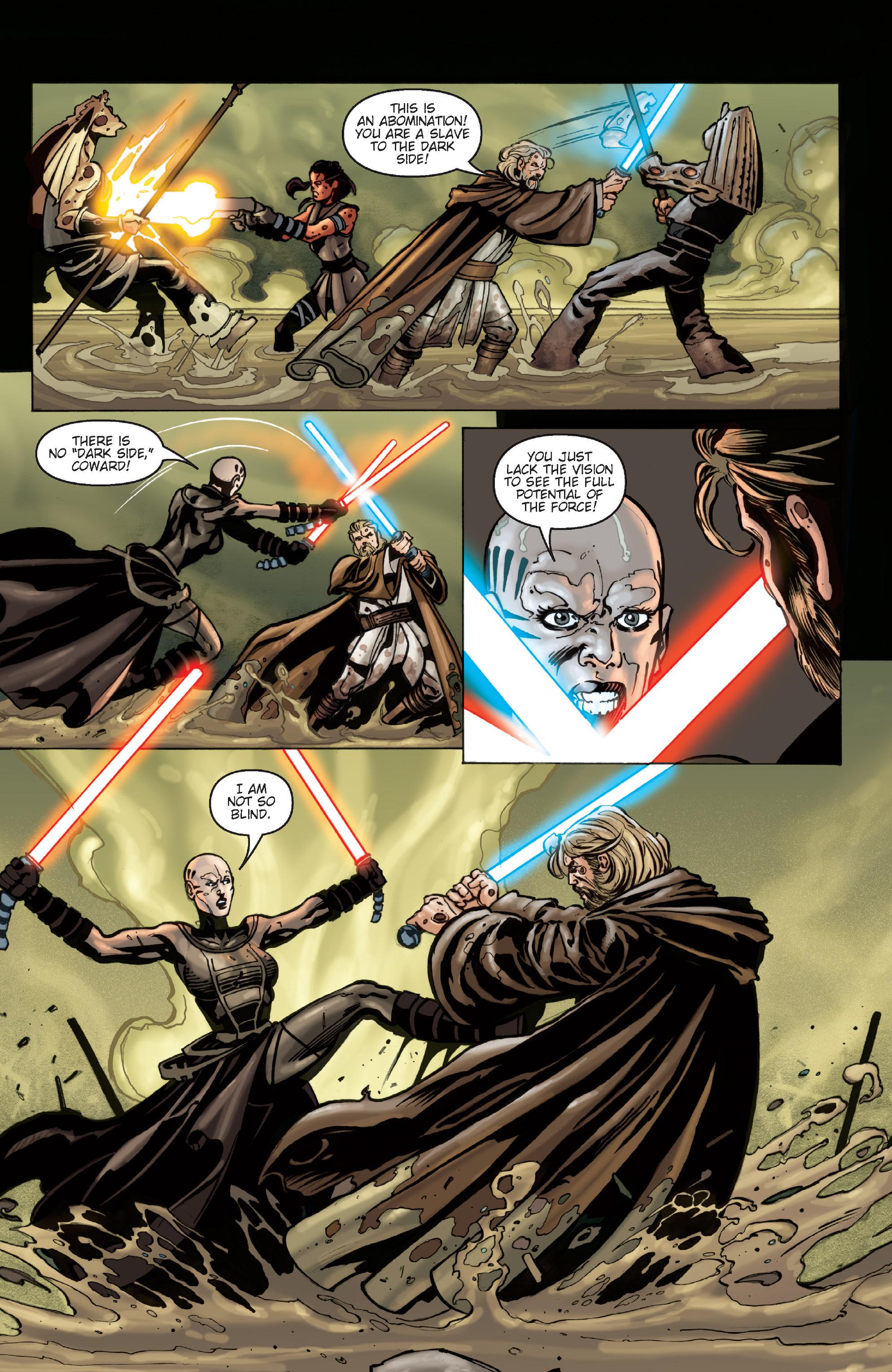 Read online Star Wars Omnibus comic -  Issue # Vol. 24 - 156