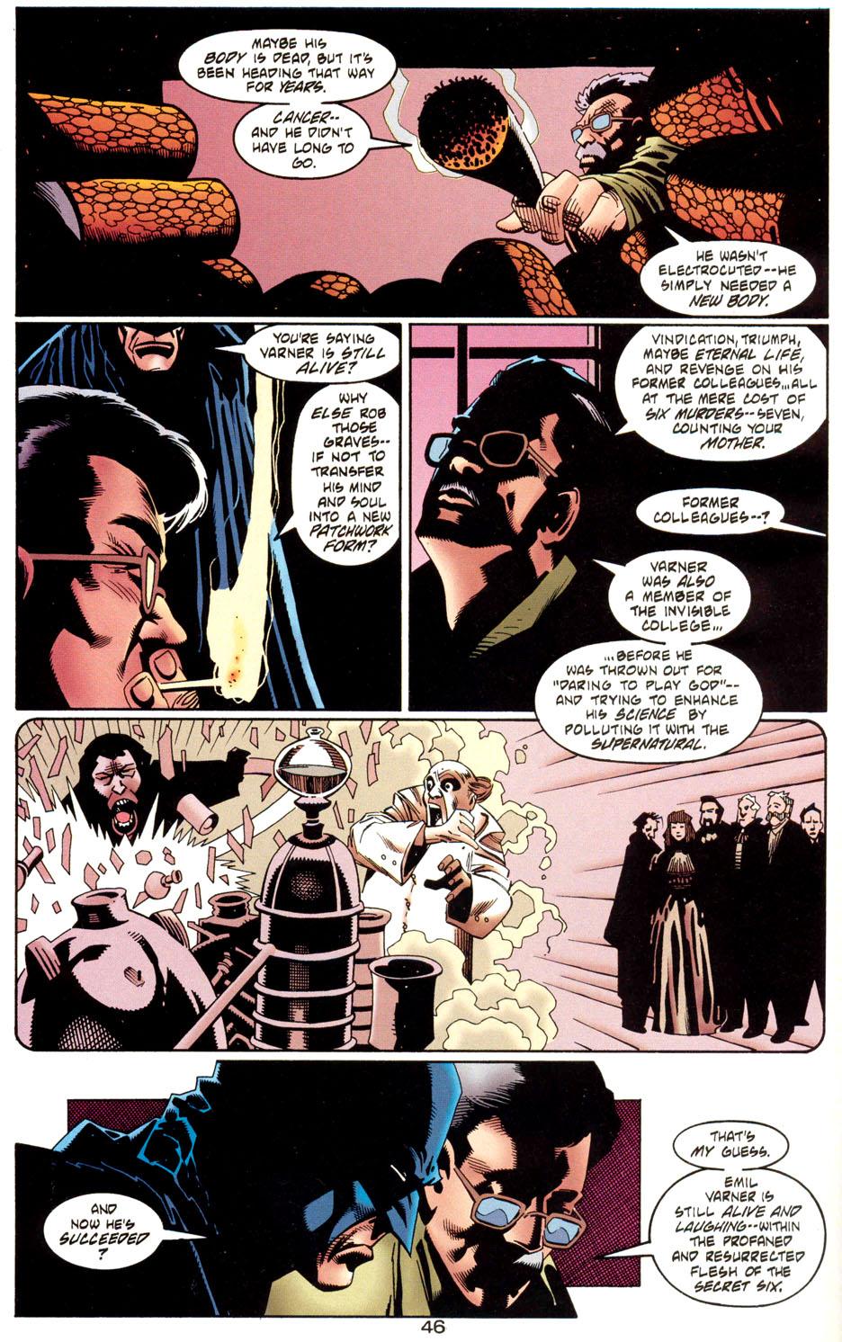 Read online Batman: Haunted Gotham comic -  Issue #1 - 48