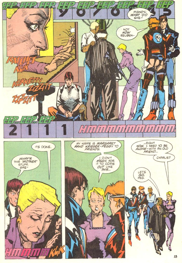Read online American Flagg! comic -  Issue #12 - 24