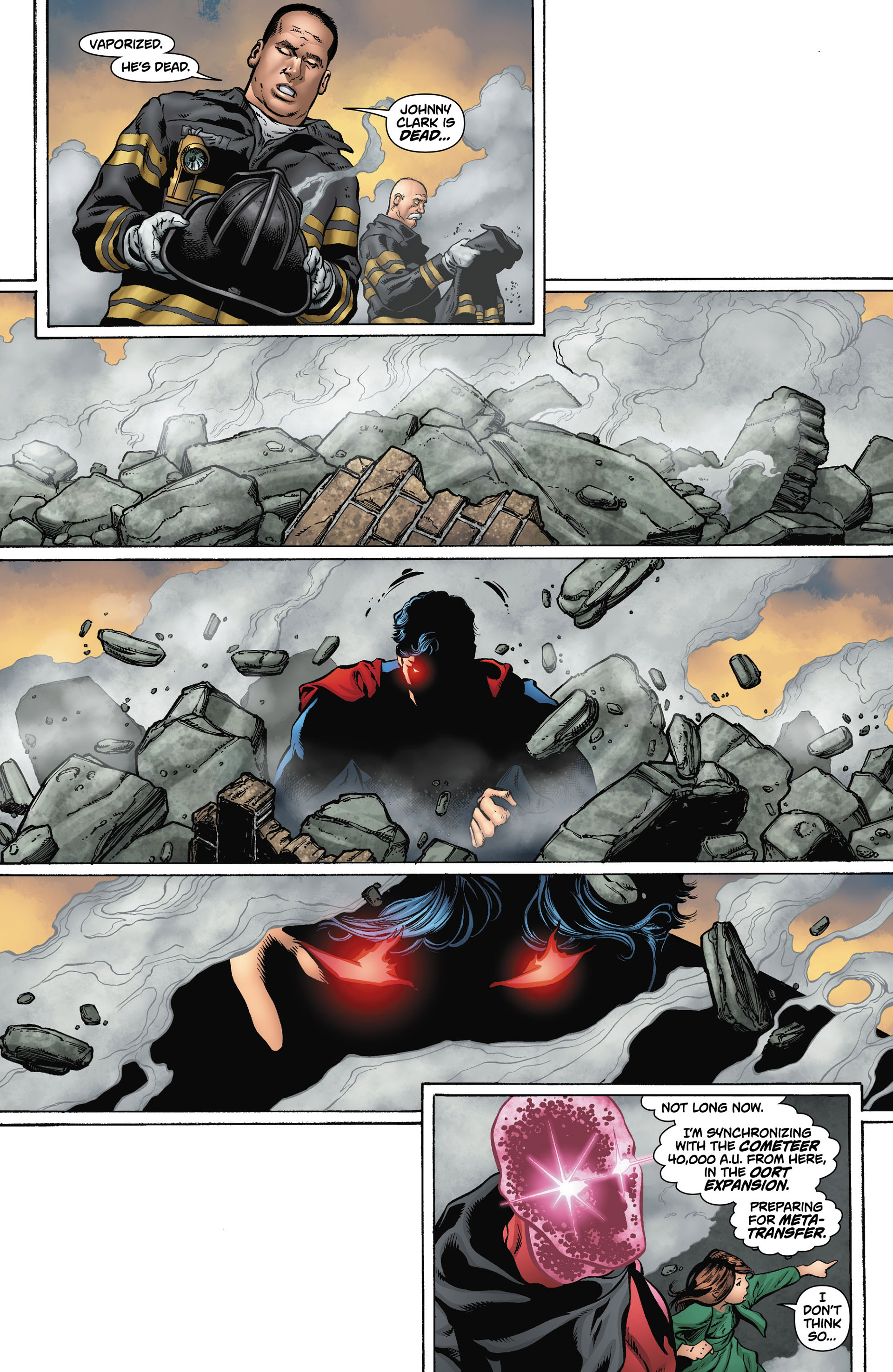 Read online Action Comics (2011) comic -  Issue #12 - 18