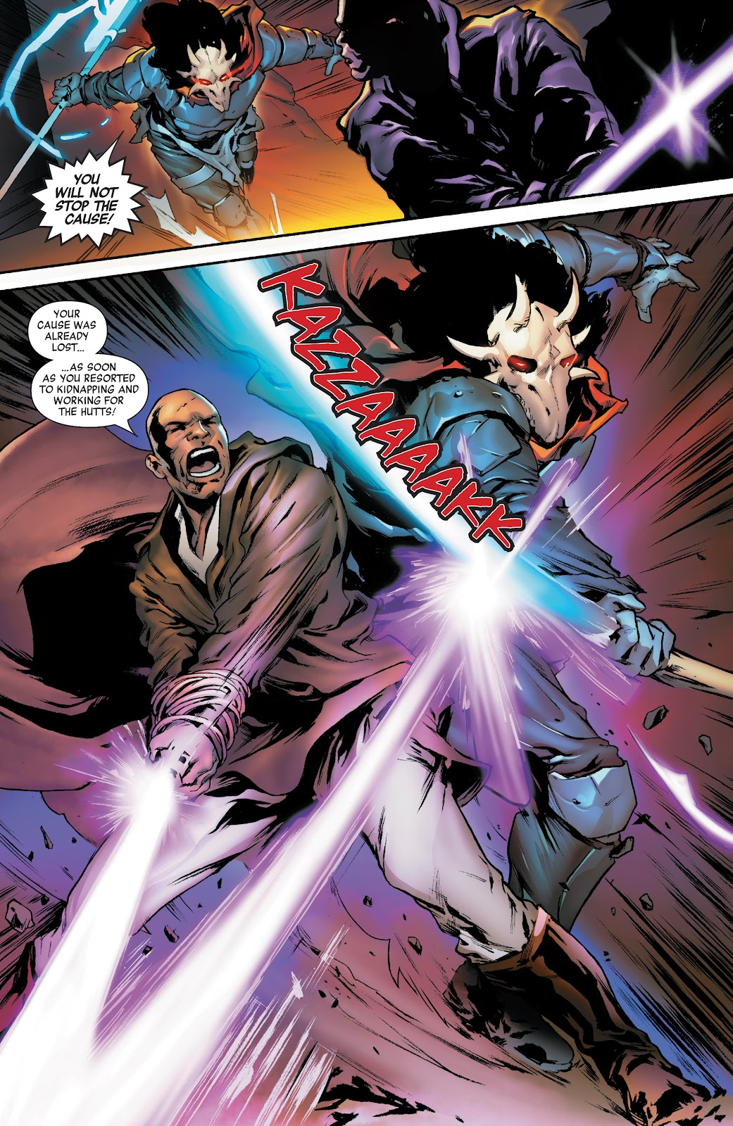 Read online Star Wars: Age of Republic Special comic -  Issue # Full - 10