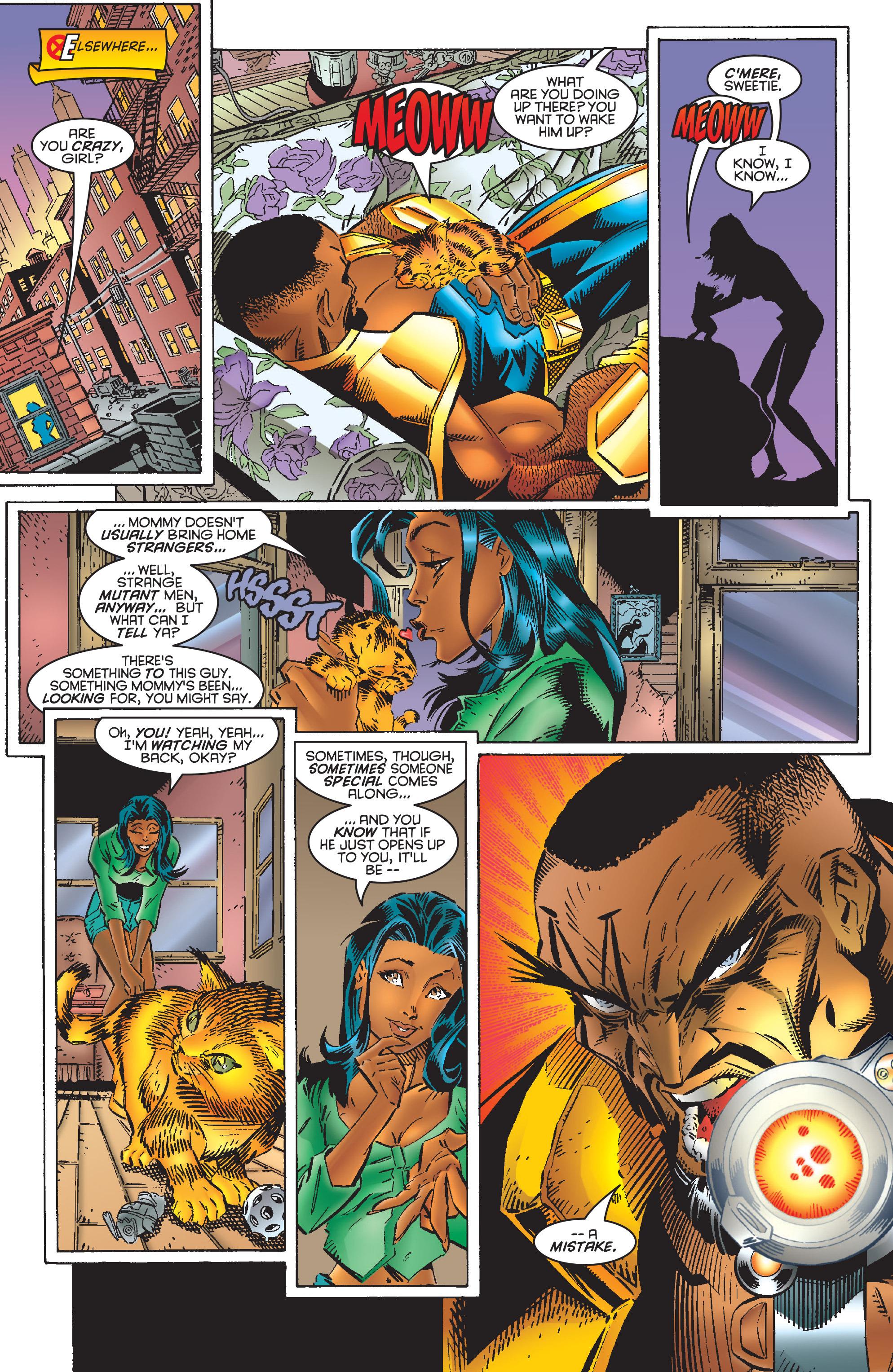 X-Men (1991) 49 Page 10