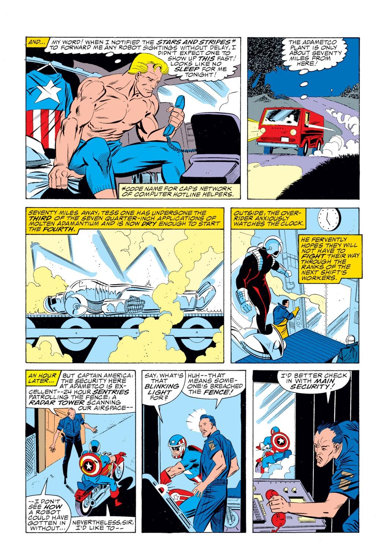 Read online Captain America (1968) comic -  Issue # _Annual 8 - 23